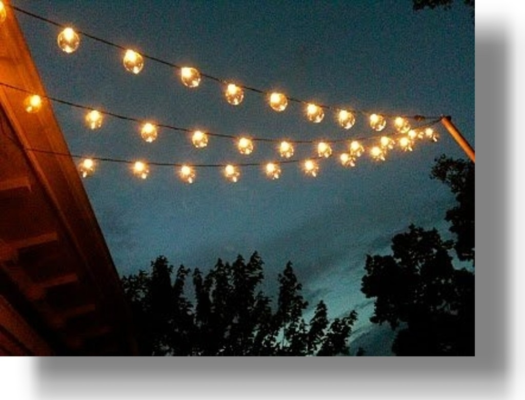 Popular Photo of Ikea Battery Operated Outdoor Lights