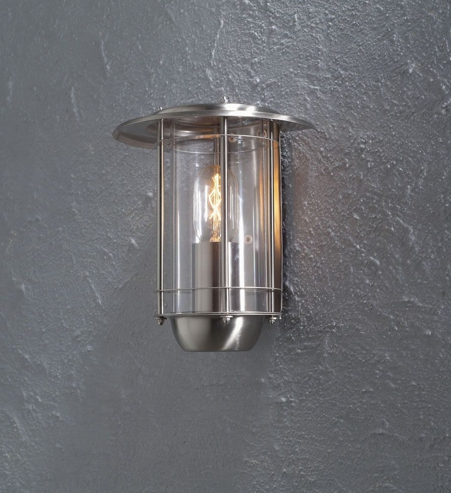 Inspiration about Image 1 | Outdoor Lights | Pinterest | Exterior Wall Light For Stainless Steel Outdoor Wall Lights (#13 of 15)