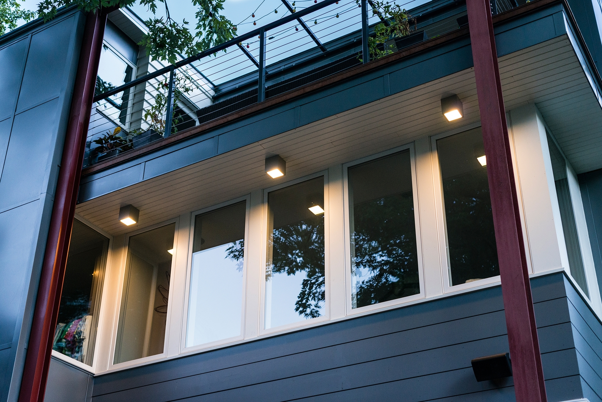 Inspiration about Installation Gallery | Outdoor Lighting Within Modern Outdoor Ceiling Lights (#9 of 15)