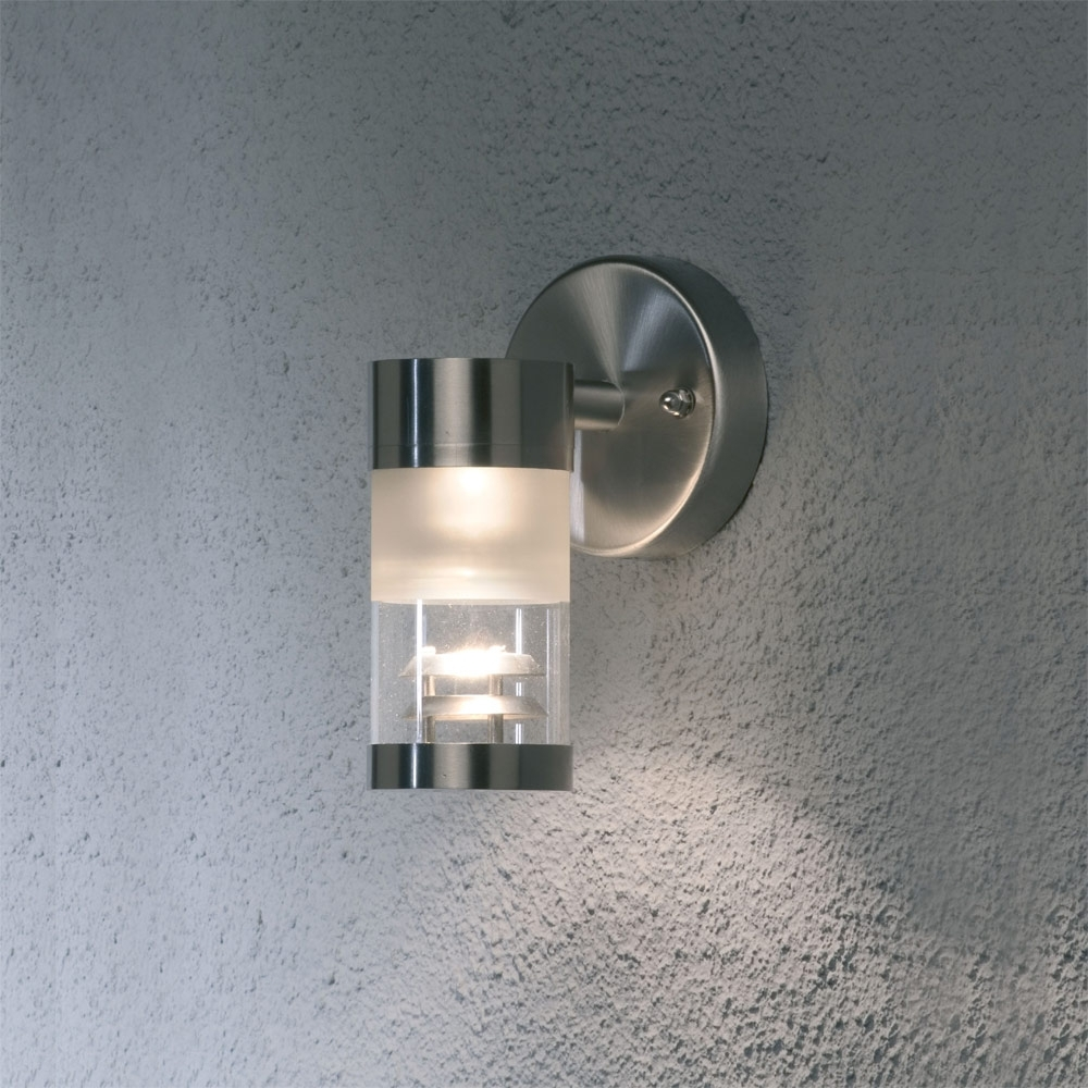 Inspiration about Interesting Ancient Outdoor Mount On The Wall Lighting Fixtures In Outdoor Wall Mounted Accent Lighting (#14 of 15)