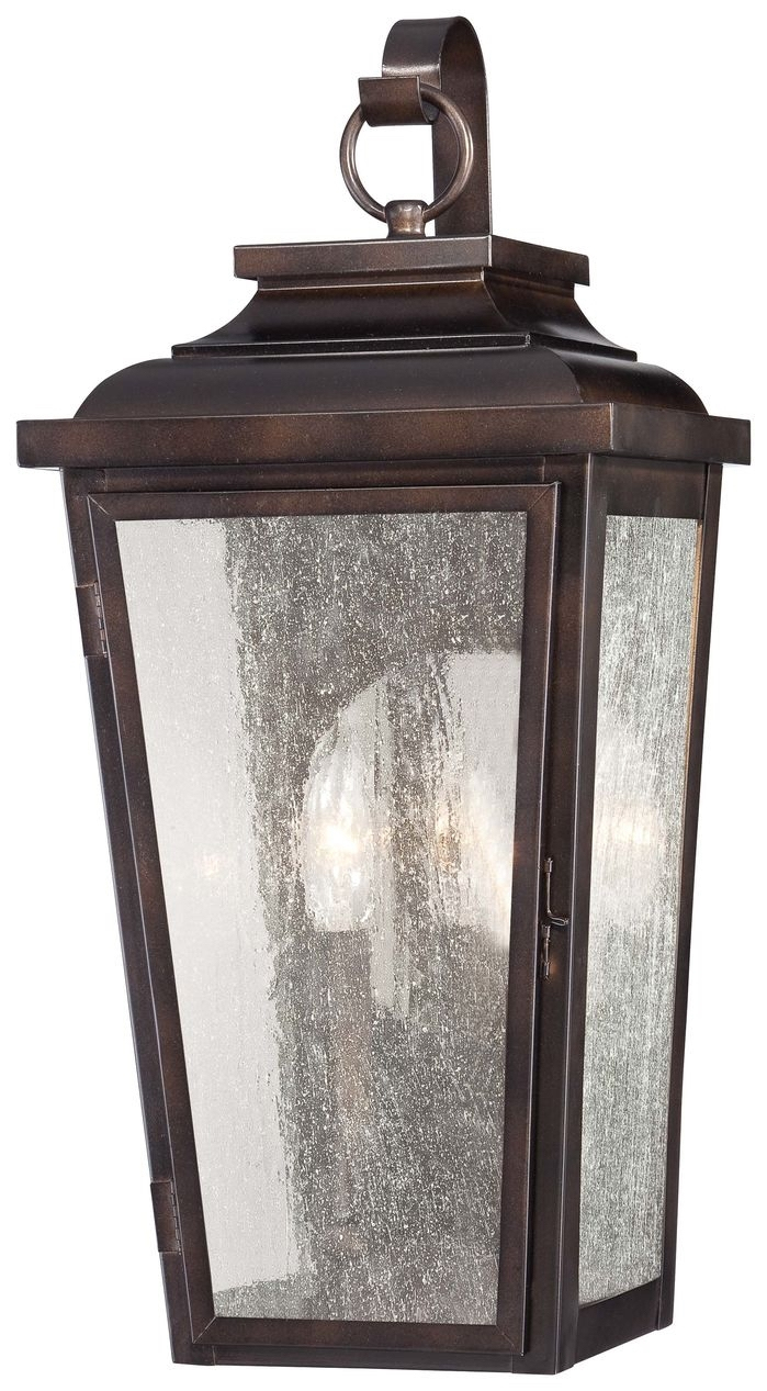 Inspiration about Irvington Manor 2 Light Sconce   Column Lighting   Pinterest In Outdoor Wall Mounted Accent Lighting (#8 of 15)