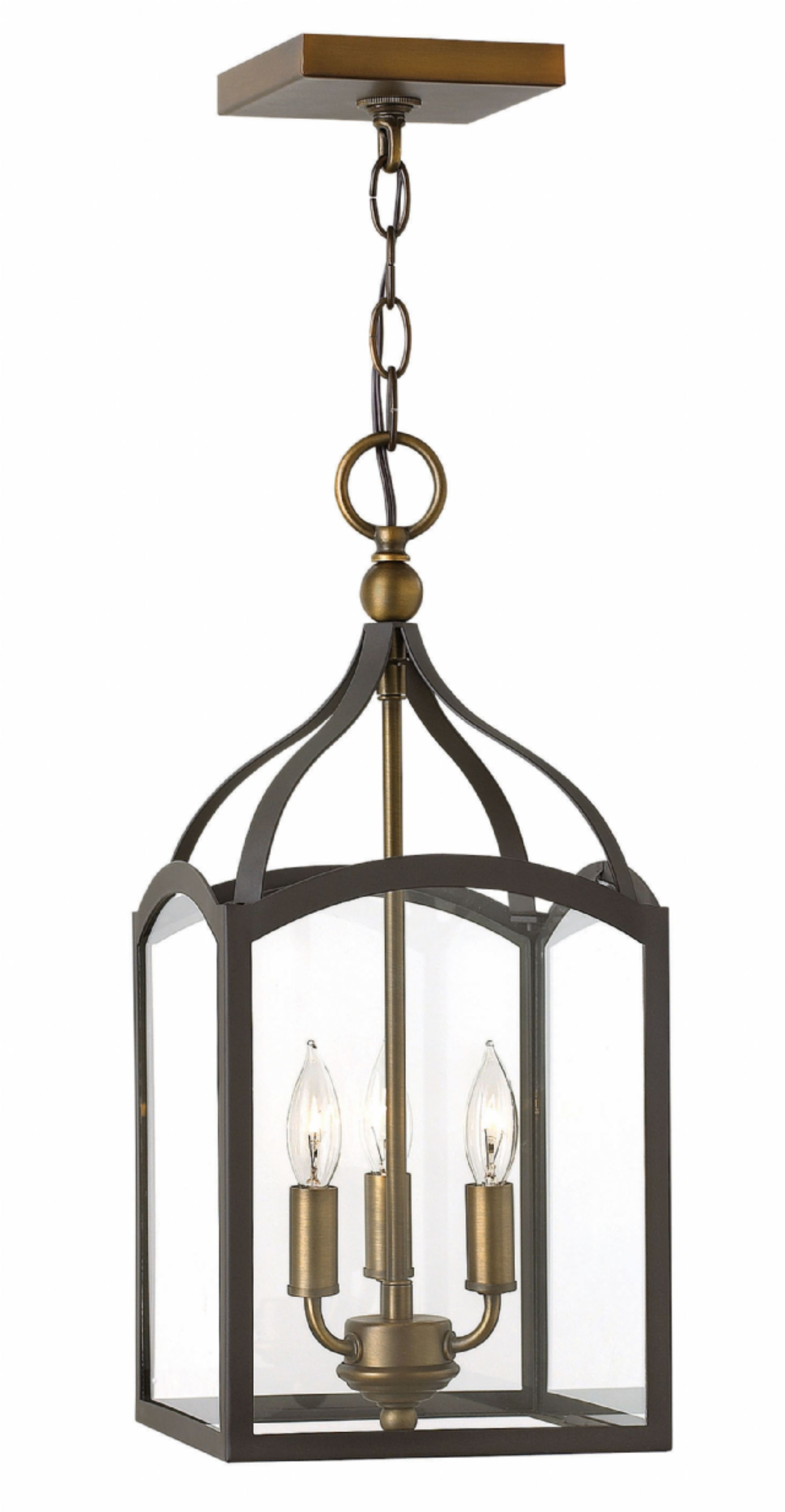 Island Pendant Hinkley Lighting – Clarendon 3413Bz | Selected Light Inside Brass Porch Hinkley Lighting (#10 of 15)
