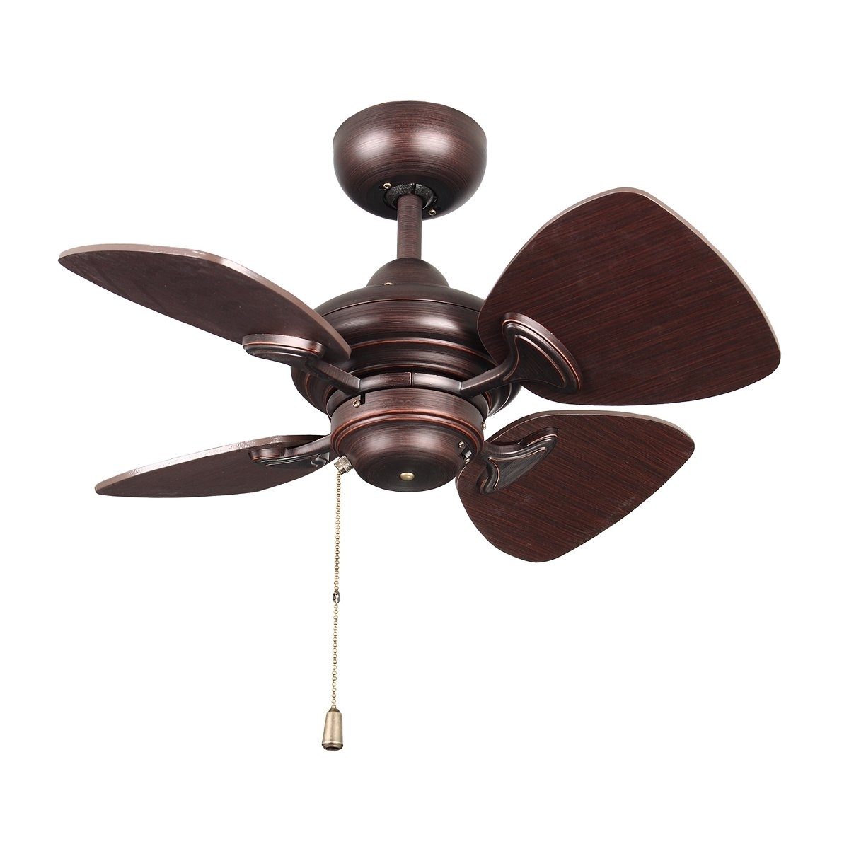 Kendal Lighting Ac16324 Aries Ceiling Fan | Lowe's Canada In Outdoor Ceiling Fans With Copper Lights (#13 of 15)