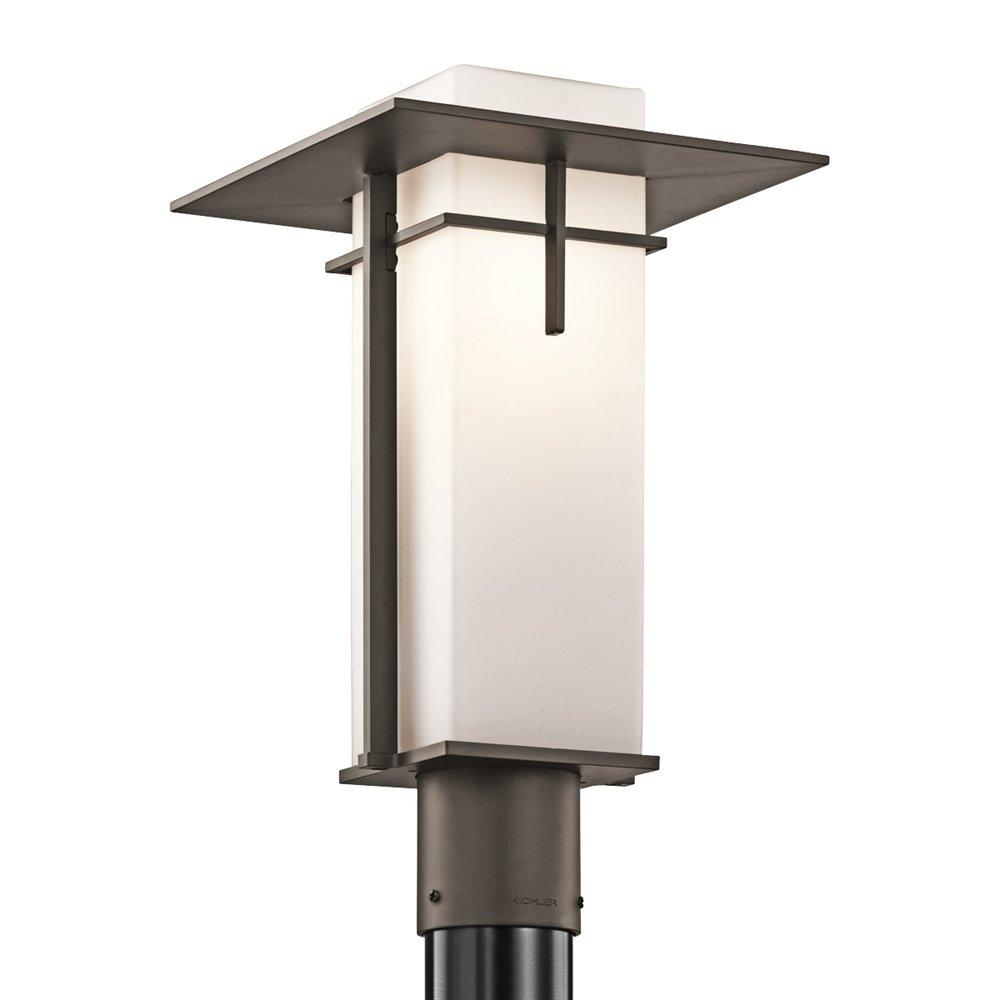 Popular Photo of Outdoor Post Lights Kichler Lighting