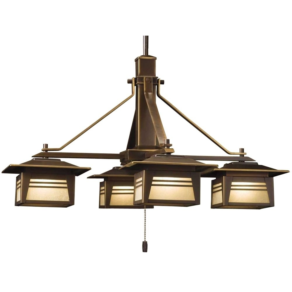 Kichler Low Voltage Outdoor Chandelier | 15409Oz | Destination Lighting Throughout Low Voltage Outdoor Ceiling Lights (#7 of 15)