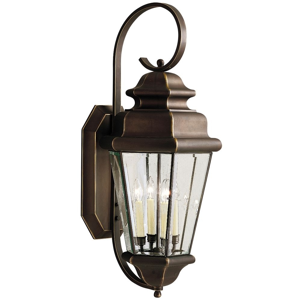 Kichler Savannah Estate Oversize 36 Inch Outdoor Wall Light | 9631Oz Inside Outdoor Wall Lighting At Kichler (View 3 of 15)