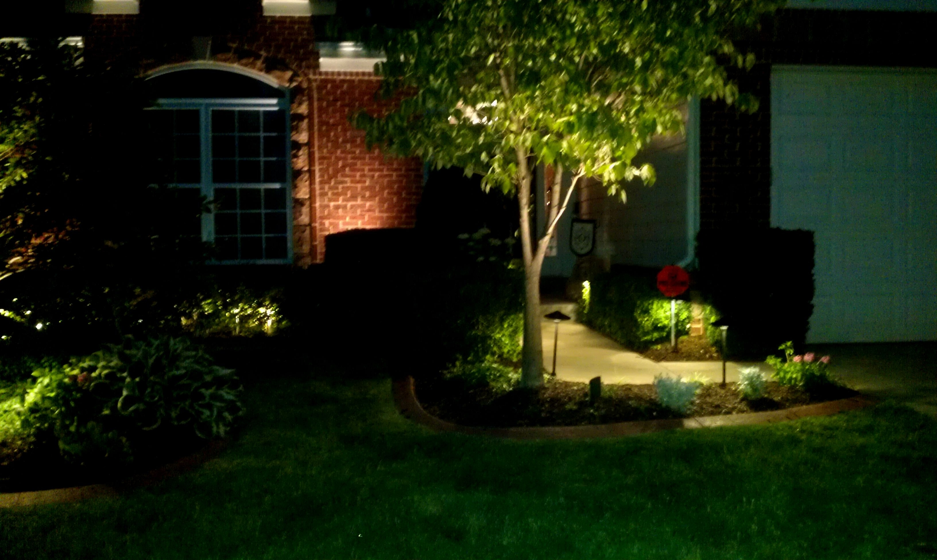 Lamp: Efficient Lighting Solution With Hampton Bay Low Voltage Regarding Lowes Outdoor Landscape Lighting (#2 of 15)