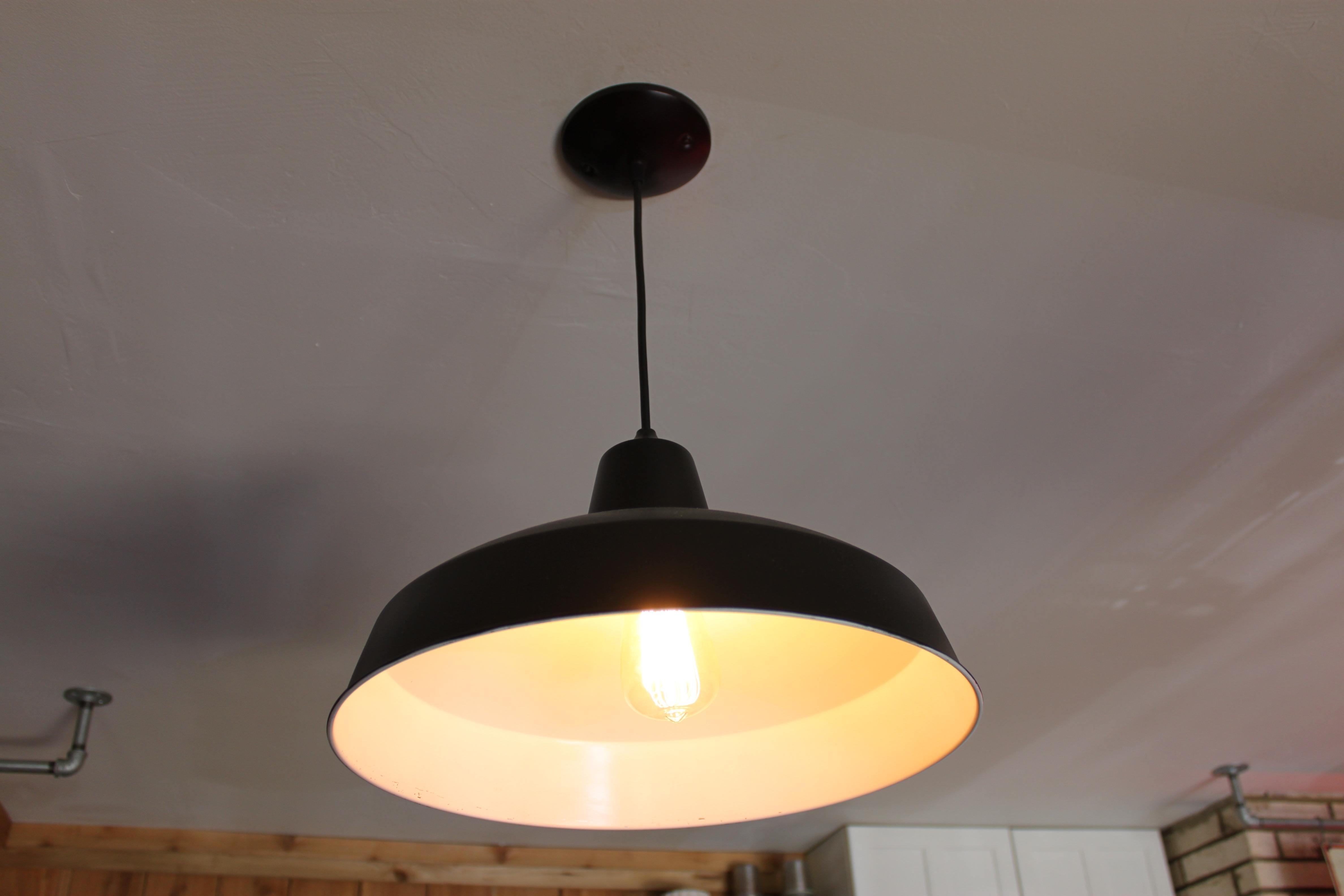 Lamp: Hanging Barn Lights The Cavender Diary Barn Pendant Light Barn Regarding Outdoor Hanging Barn Lights (View 10 of 15)