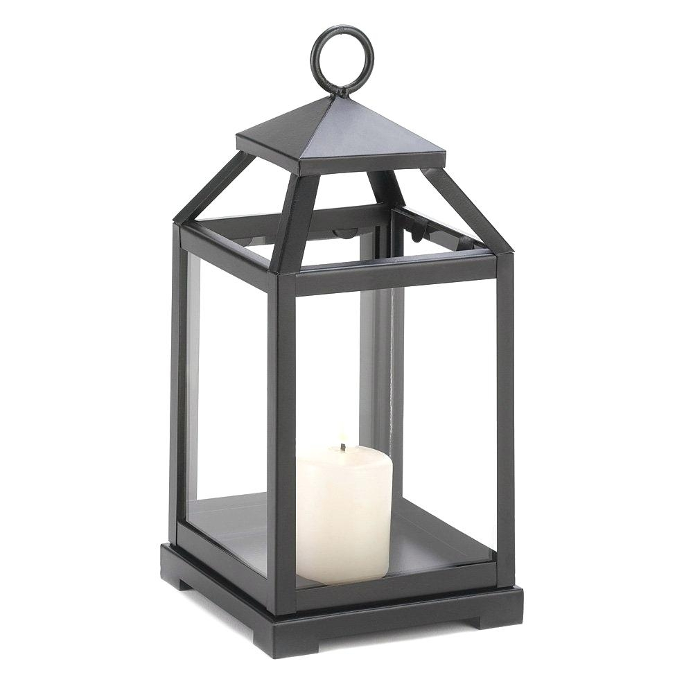 Large Garden Candle Lanterns – Satuska (#7 of 15)