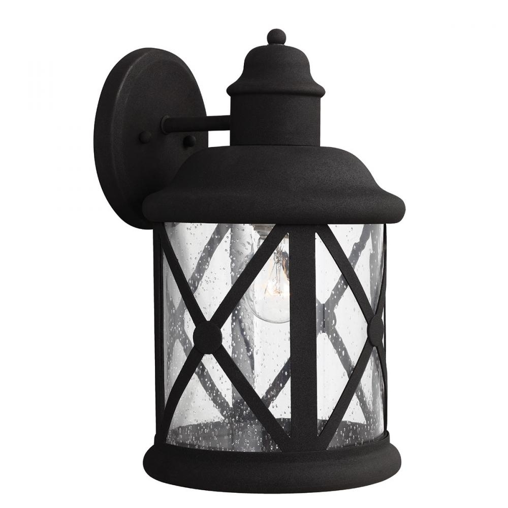 Large One Light Outdoor Wall Lantern : 9Kehm | Lightingdesign Throughout Large Outdoor Wall Lighting (#12 of 15)