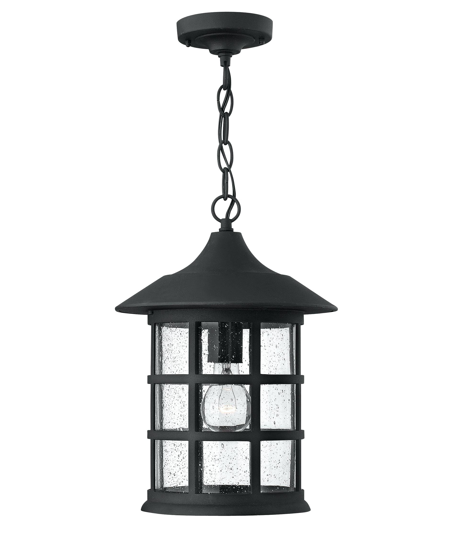 Large Outdoor Hanging Lantern Fish Extra Lights Pendant Patio Regarding Outdoor Hanging Lanterns For Candles (#8 of 15)