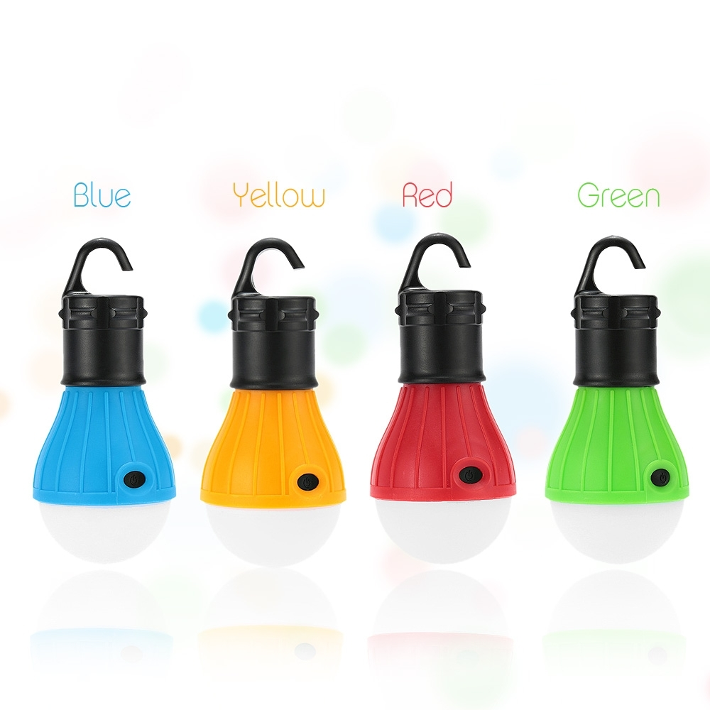 Led Camping Tent Soft Light Lamp Outdoor Hanging Led Camping Lantern Intended For Outdoor Hanging Plastic Lanterns (View 4 of 15)