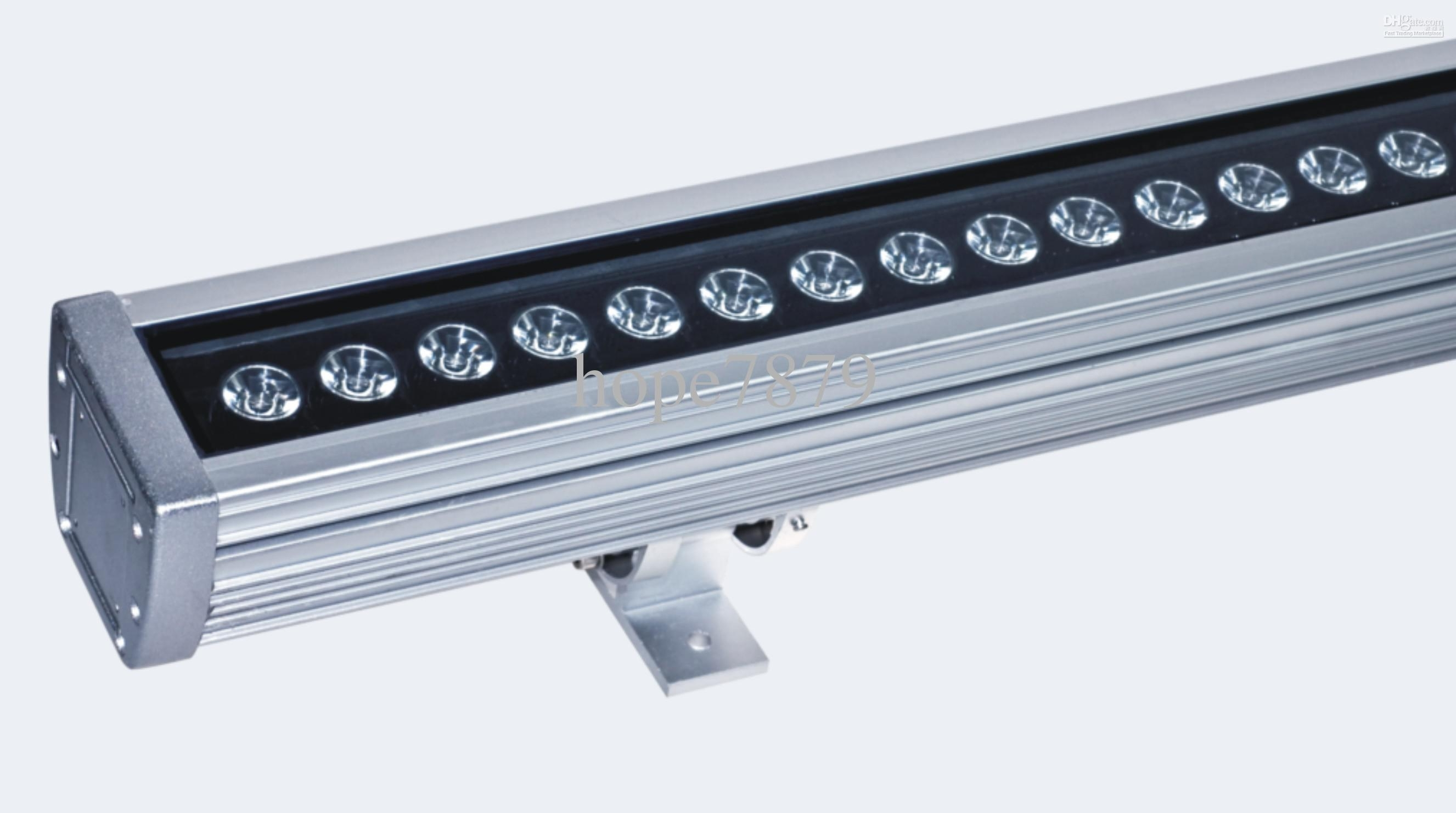 Popular Photo of Outdoor Wall Washer Led Lights