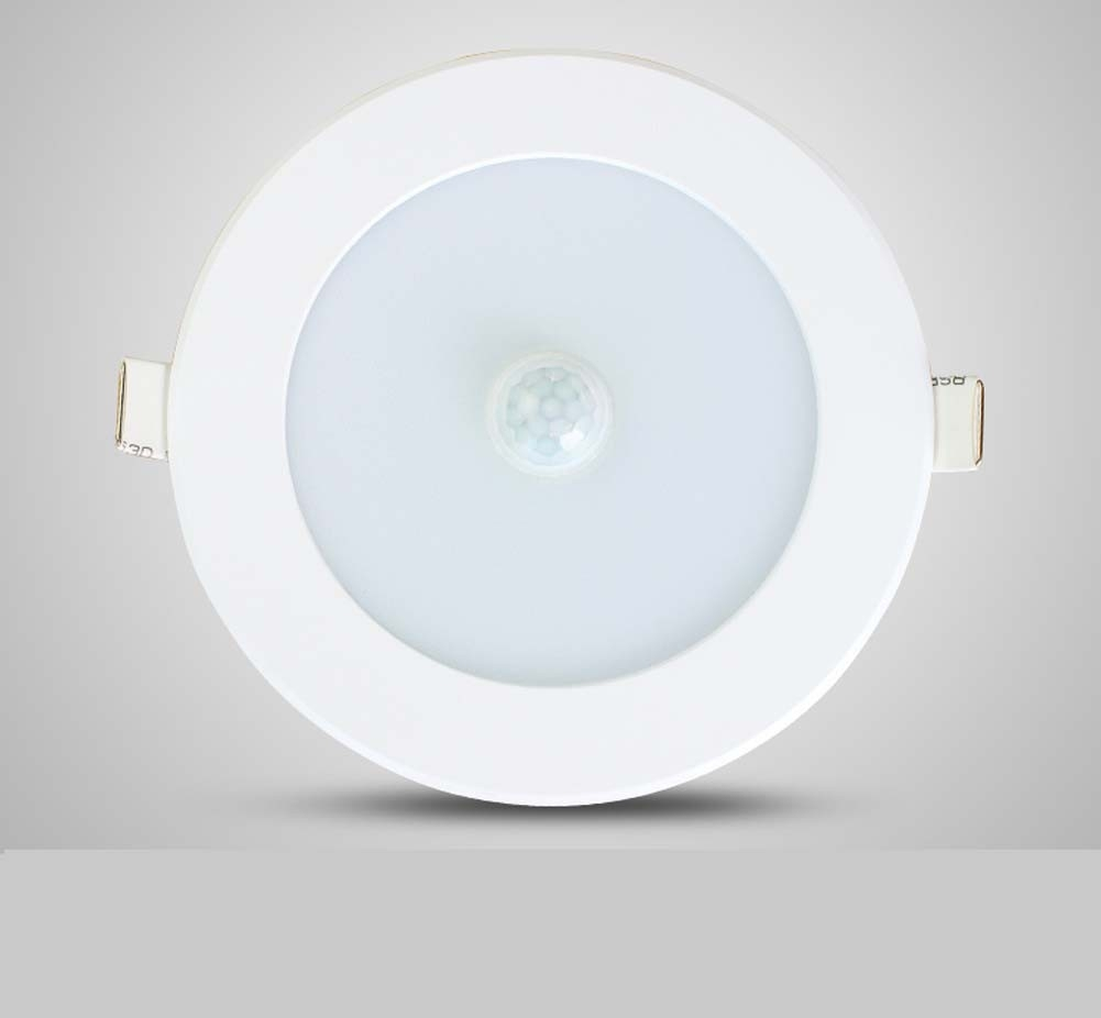 Led Motion Sensor Outdoor Ceiling Light – Outdoor Designs Pertaining To Outdoor Ceiling Pir Lights (#4 of 15)