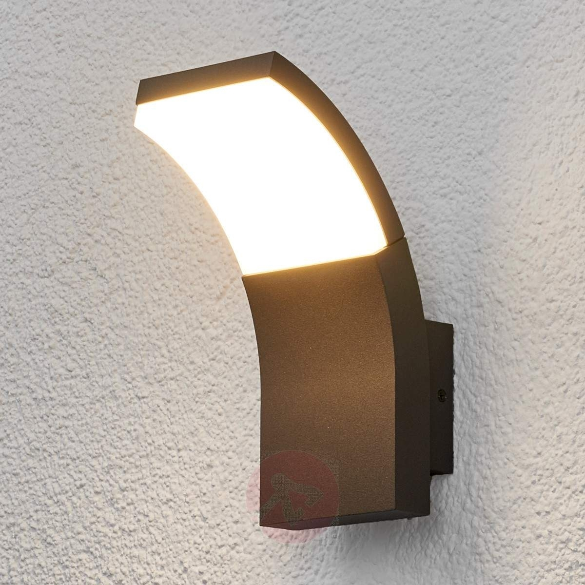 Led Outdoor Wall Light Timm | Lights (#5 of 15)