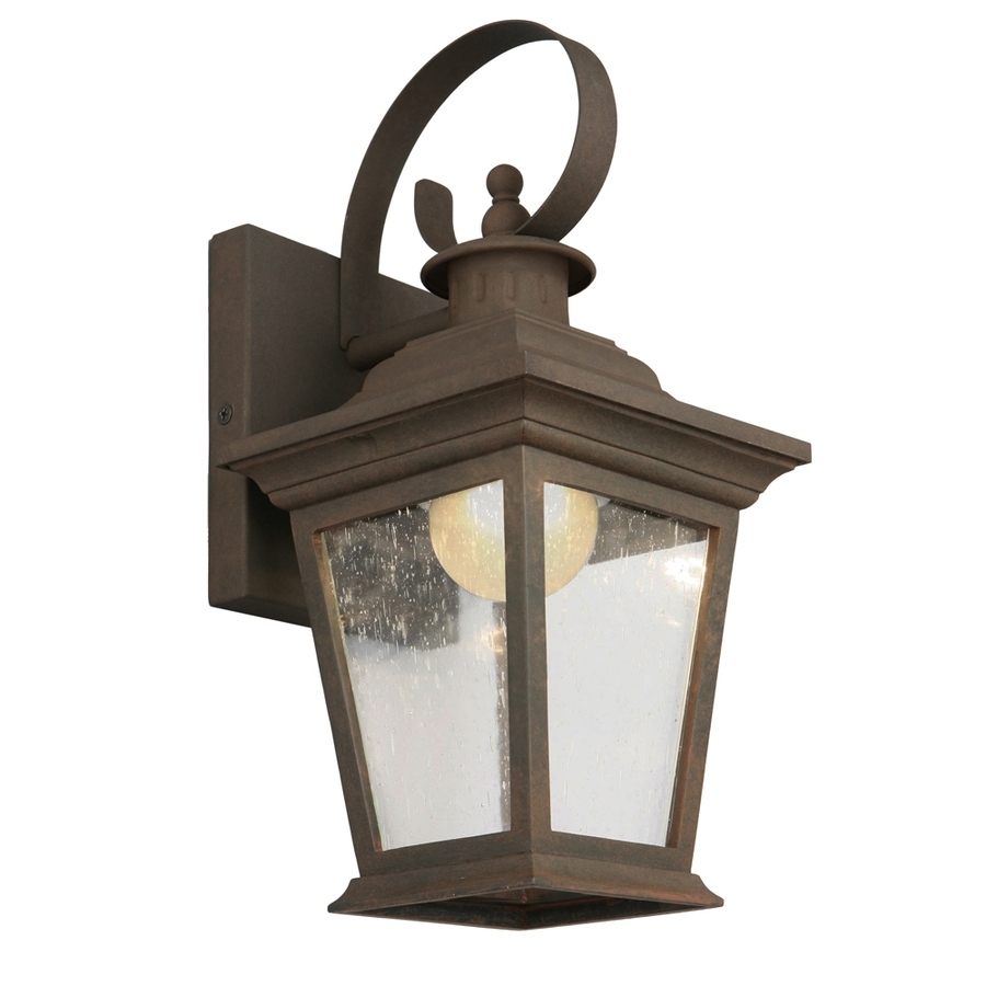 Led Outdoor Wall Lighting Lowes – Coryc With Regard To Outdoor Ceiling Lights At Lowes (#2 of 15)