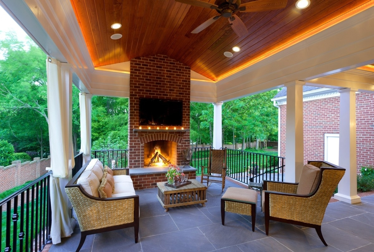 Led Porch Ceiling Light Fixtures – Karenefoley Porch And Chimney Throughout Outdoor Porch Ceiling Lights (View 5 of 15)