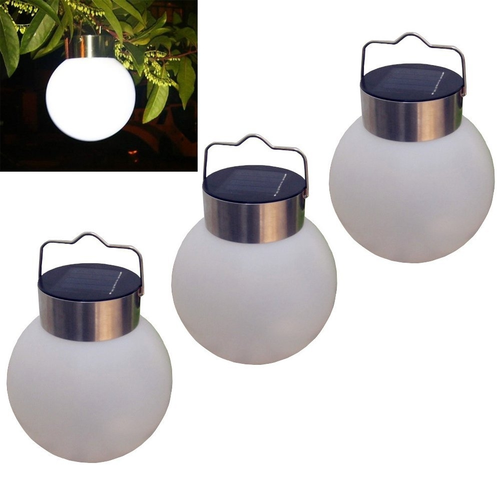 Led Solar Hanging Light Outdoor Garden Decoration Lantern | Best Inside Outdoor Hanging Solar Lanterns (#6 of 15)