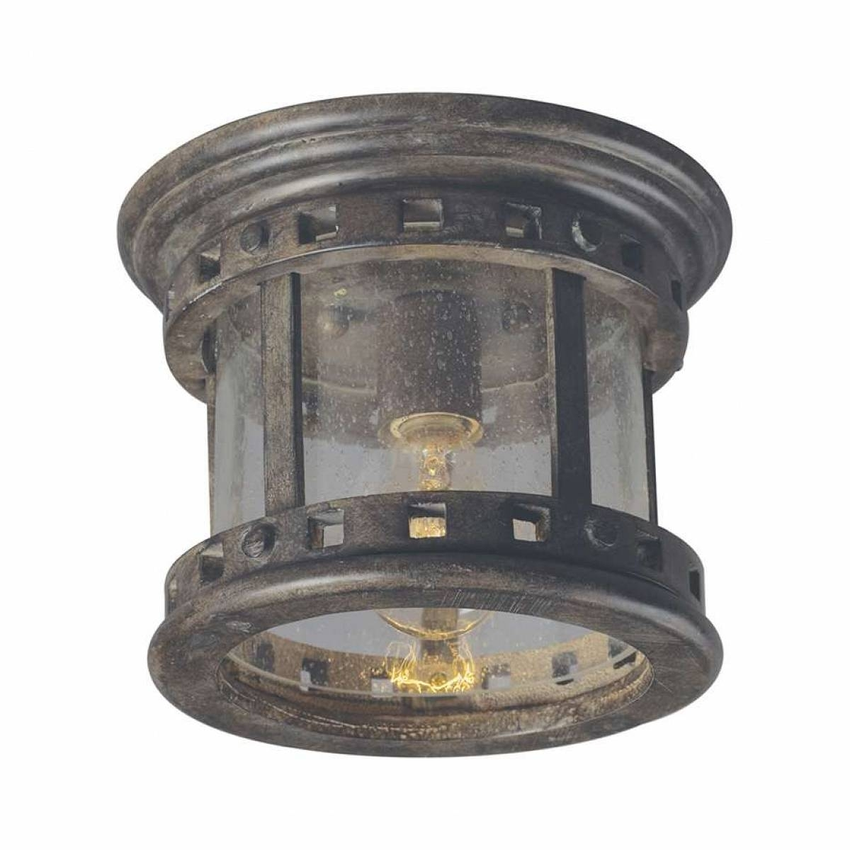 Light : Antique Drum Outdoor Ceiling Lights For Porch Beautiful With Outdoor Ceiling Lights At Amazon (#7 of 15)