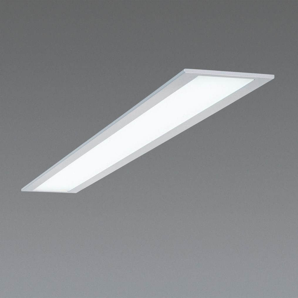 Light : Cozy Fluorescent Led Light Fixtures Tube Recessed Ceiling Regarding Outdoor Fluorescent Ceiling Lights (#9 of 15)