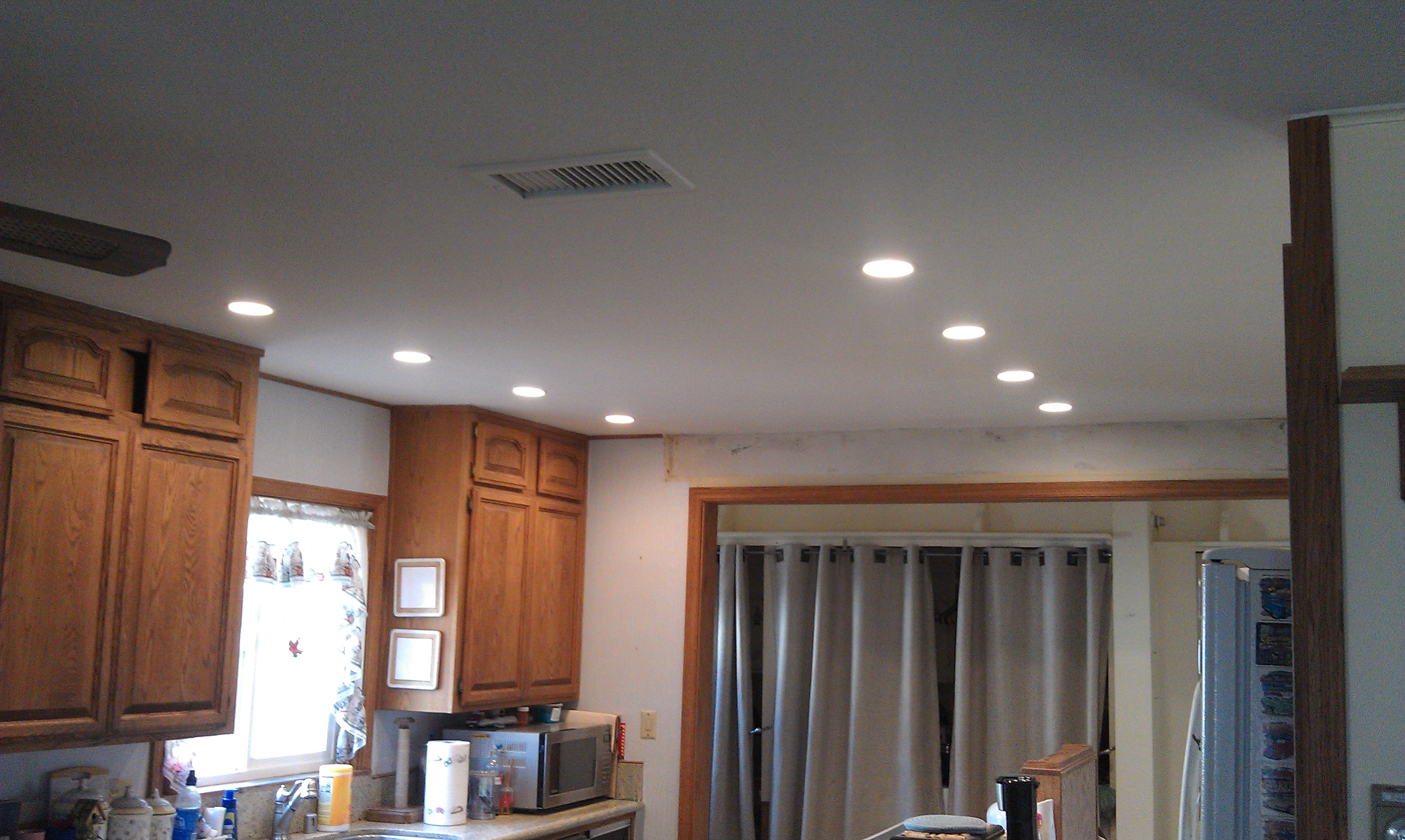 Light : Led Ceiling Can Lights Photo For Ceilings Tips Choosing Within Outdoor Ceiling Can Lights (#7 of 15)