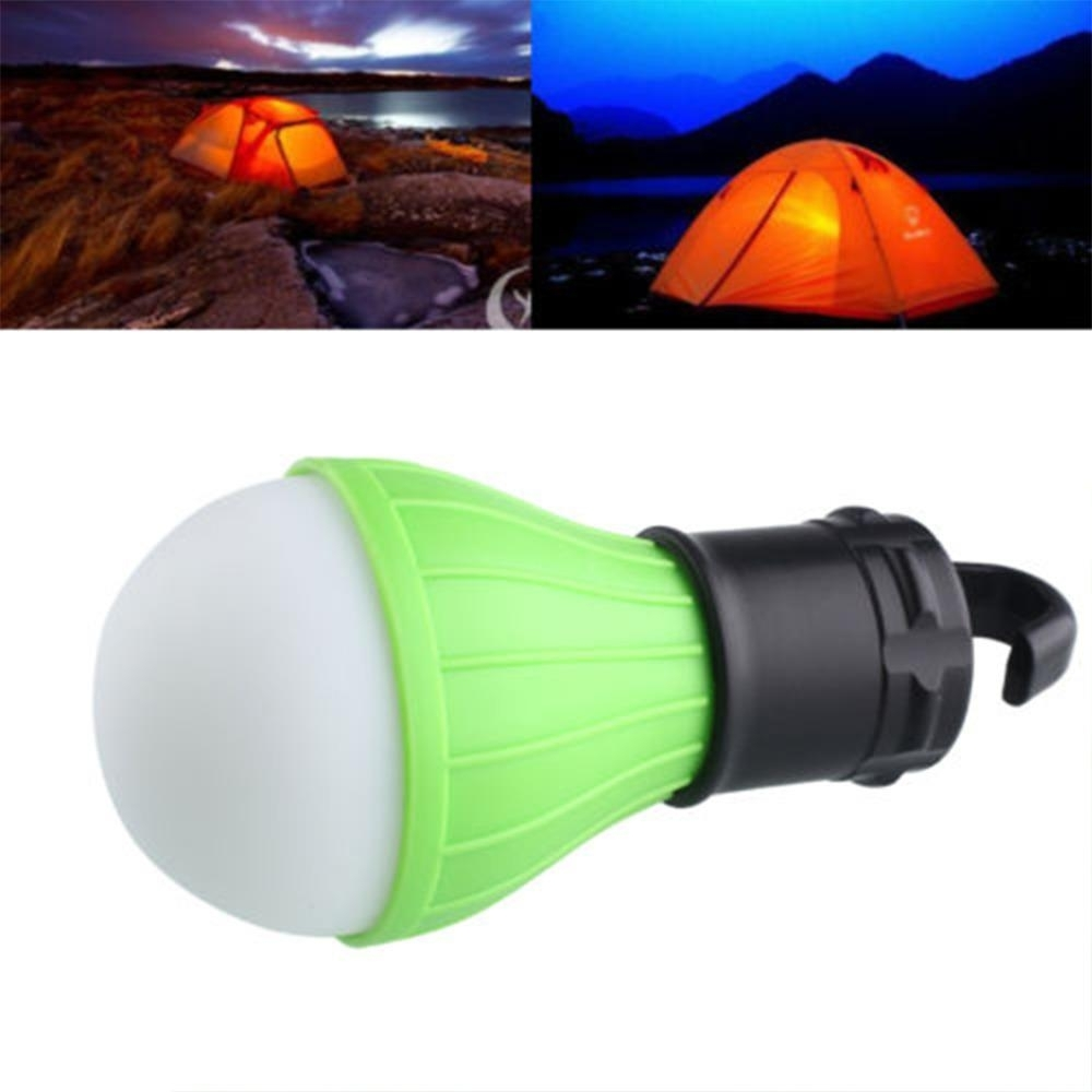 Light Soft Light Outdoor Hanging Led Camping Tent Light Bulb Fishing In Outdoor Hanging Lights For Campers (#6 of 15)