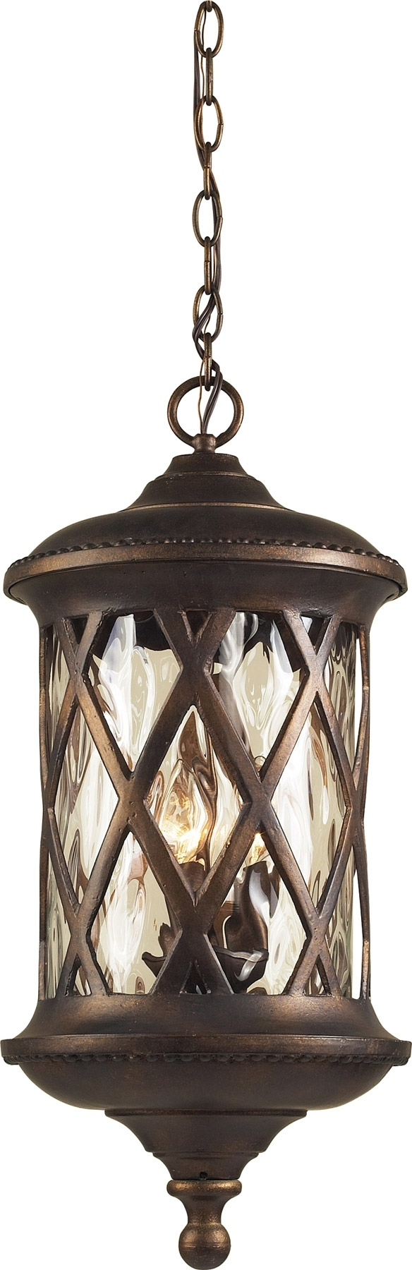 Inspiration about Lighting 42033/3 Barrington Gate Exterior Hanging Pendant Intended For Traditional Outdoor Hanging Lights (#15 of 15)