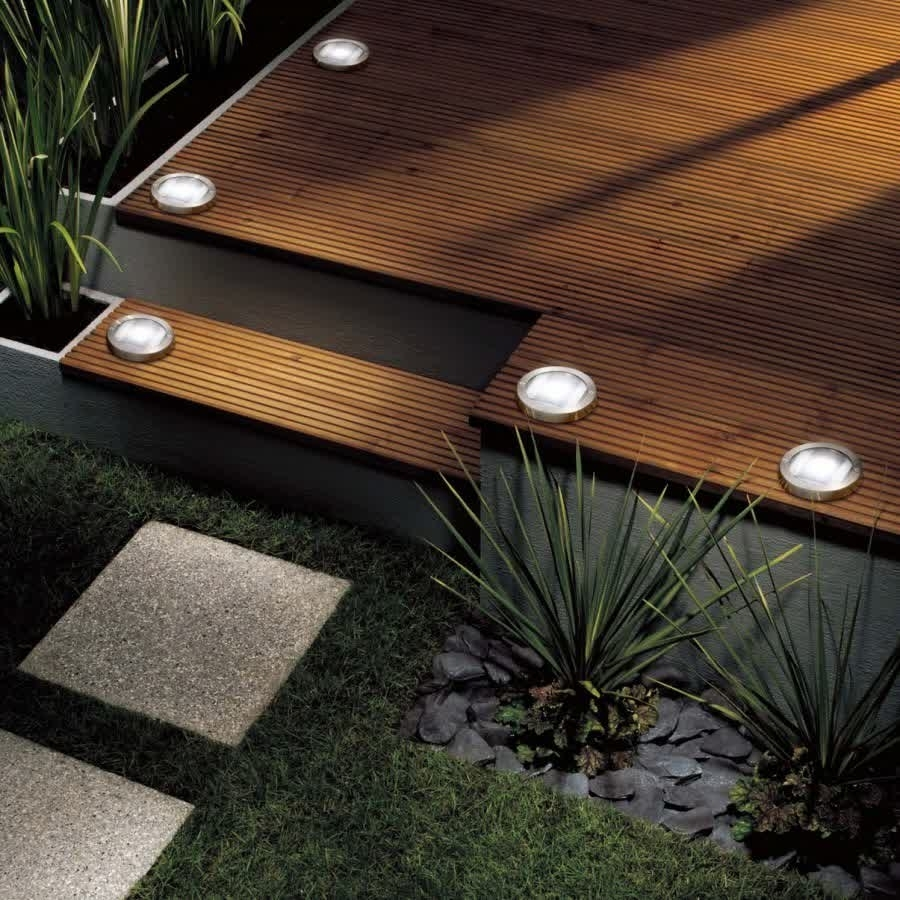Lighting : Contemporary Low Voltage Deck Lighting Jbeedesigns Within Modern Low Voltage Deck Lighting (View 11 of 15)