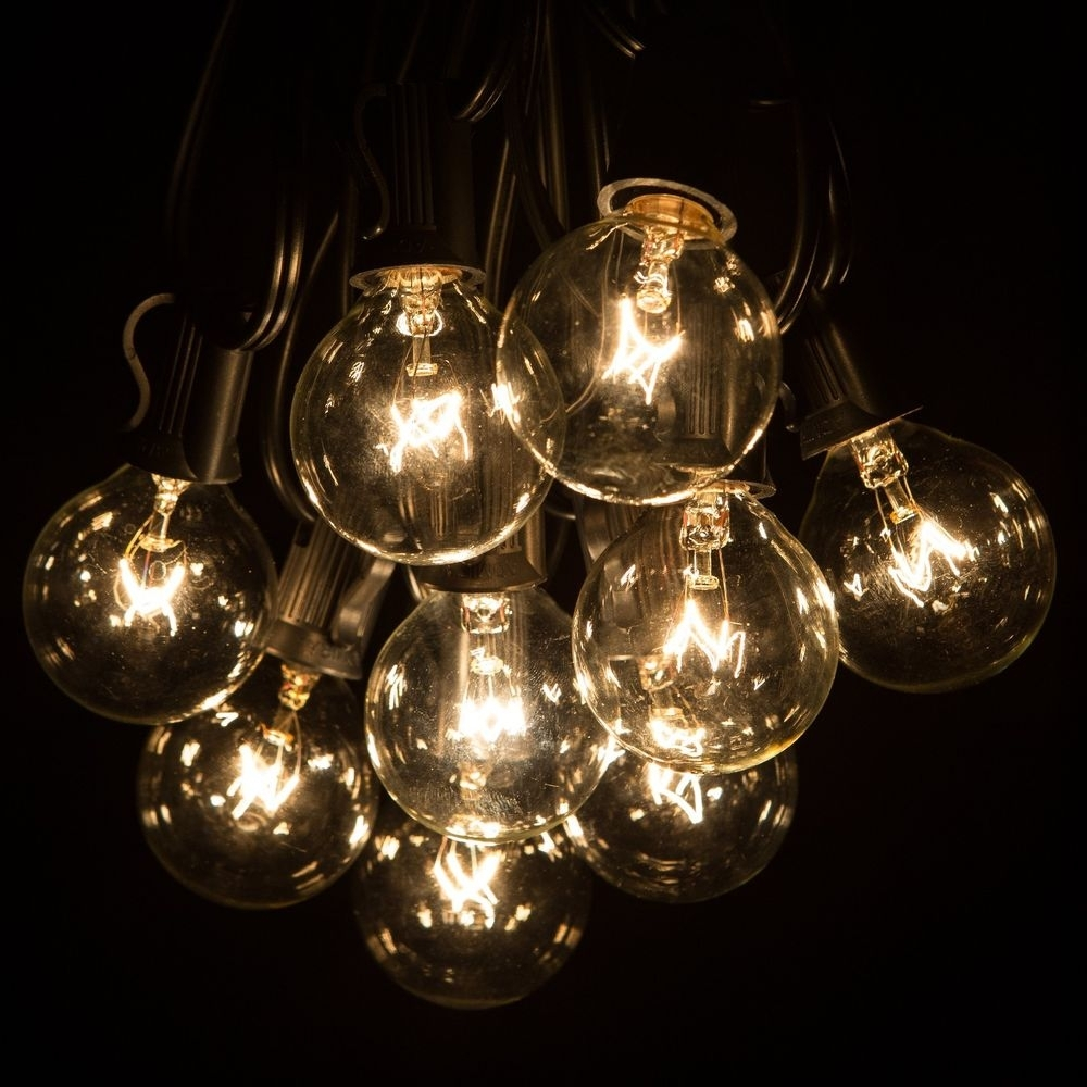Lighting: Cute Outdoor Hanging Lights For Outdoor Lighting Design Regarding Outdoor Hanging Lights Bulbs (View 5 of 15)