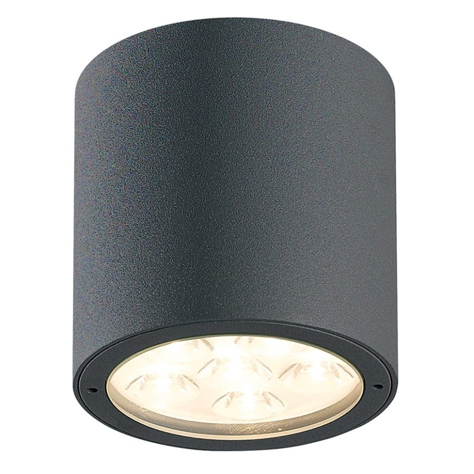 Popular Photo of Outdoor Ceiling Downlights