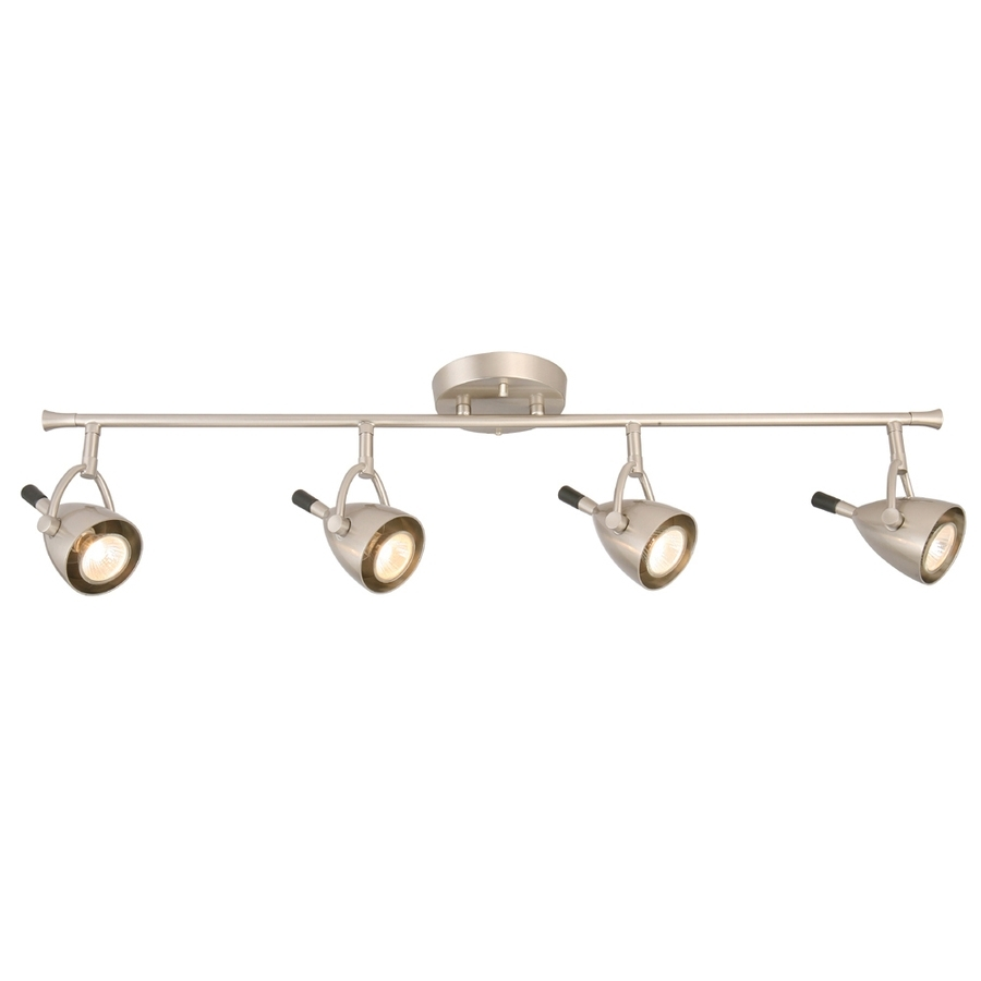 Lighting : Lighting Pendant Track Heads Pendants The Home Depot For Outdoor Ceiling Track Lighting (#9 of 15)