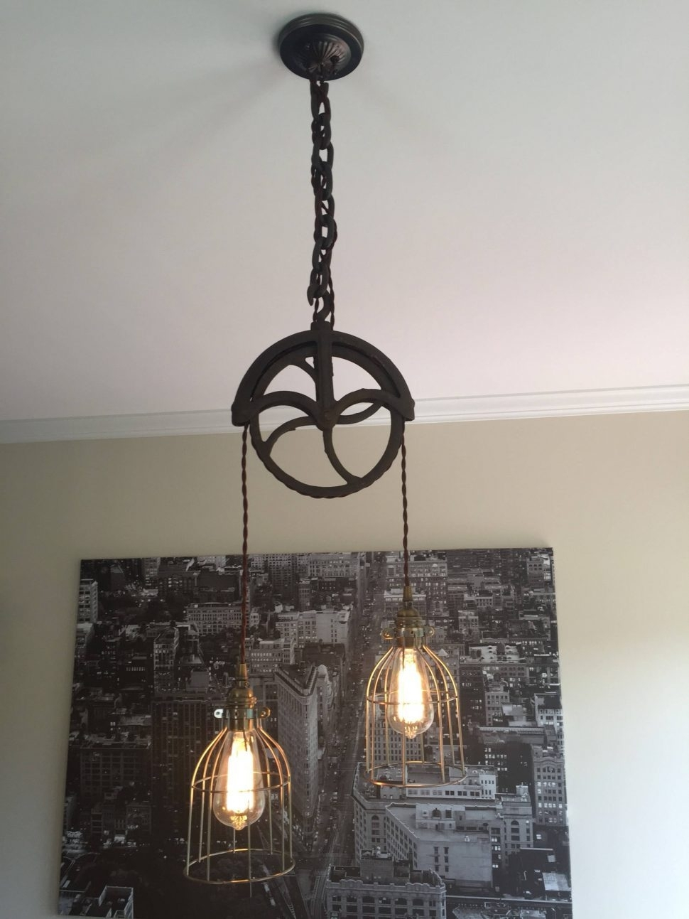Lighting : Magnificent Pendant Lights Light Kit Contemporary In Melbourne Outdoor Ceiling Lights (#13 of 15)