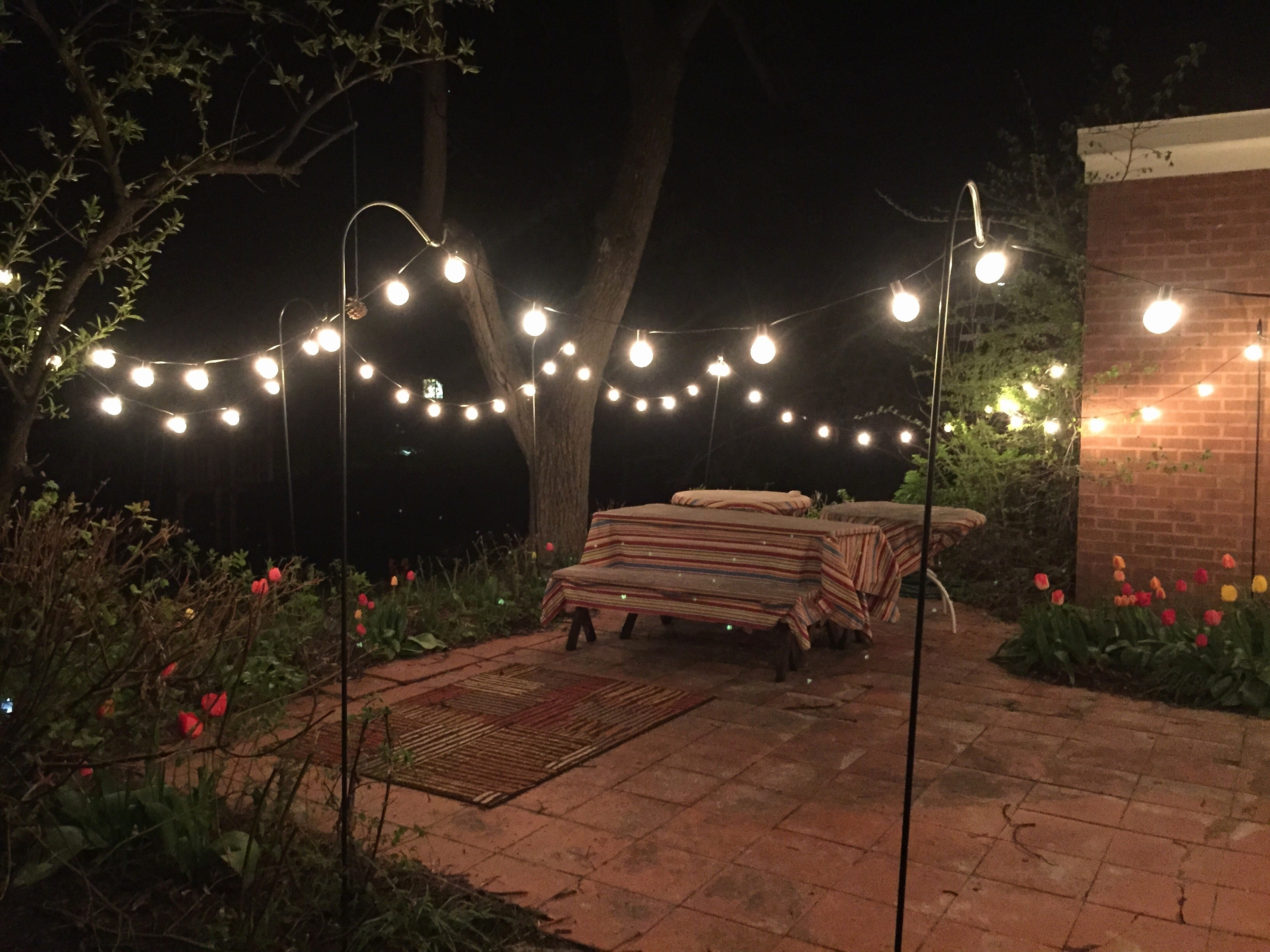 Lighting : Outdoor String Lights Ideas Commandtm Hooks Light Clips Pertaining To Outdoor String Lights At Target (View 10 of 15)