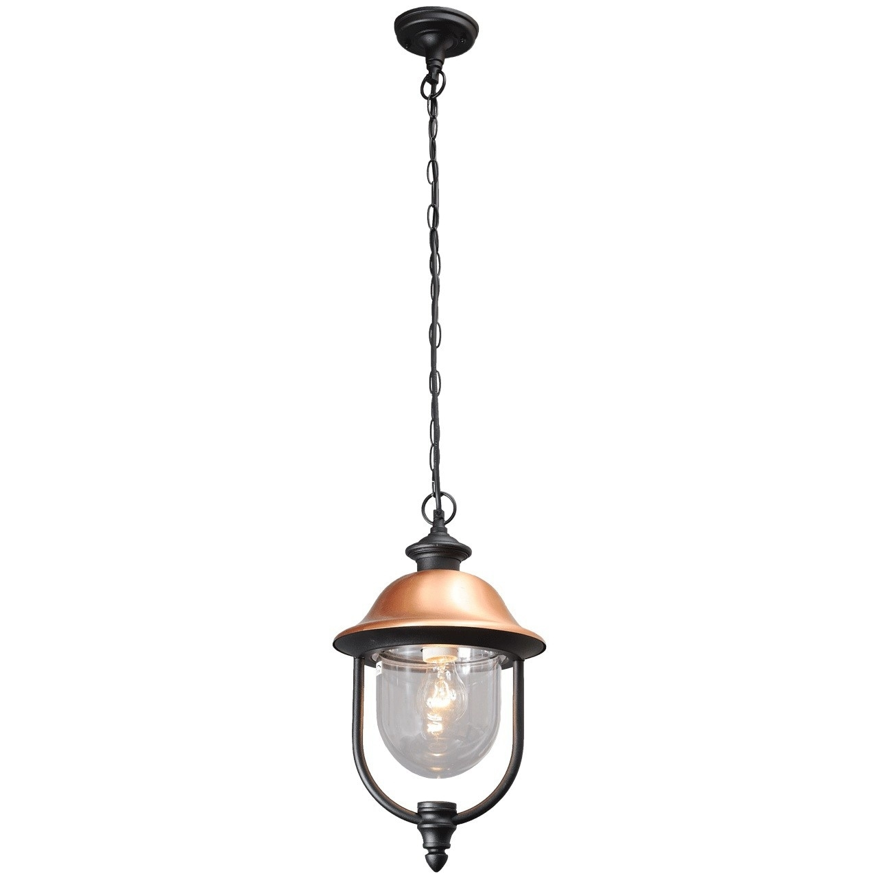 Lighting : Rustic Outdoor Pendant Lighting Kichler 2713Ob One Light Throughout Rustic Outdoor Hanging Lights (#10 of 15)
