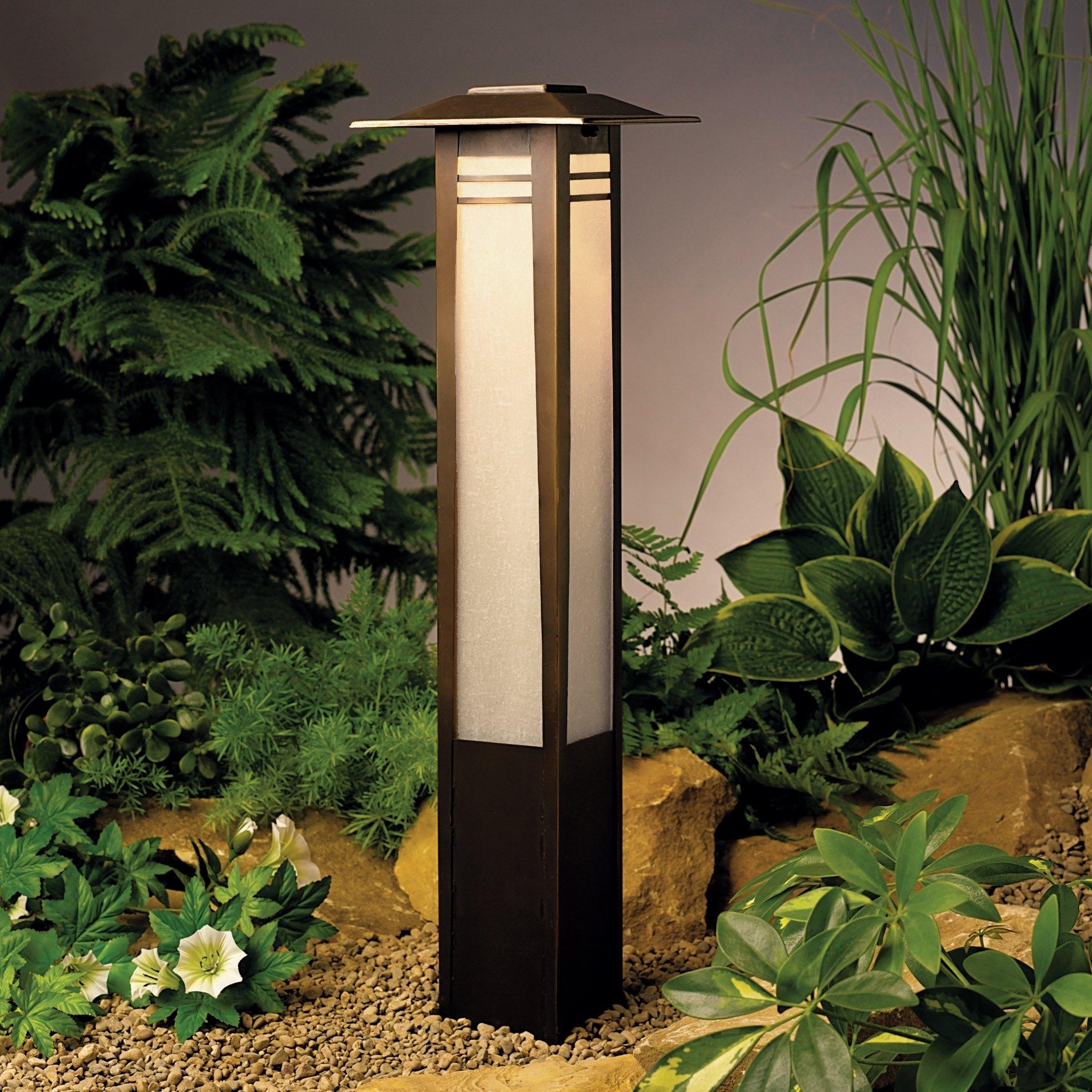 Lighting : Singular Quality Outdoor Lighting Image Design Wall Within Modern Led Solar Garden Lighting Fixture (#10 of 15)