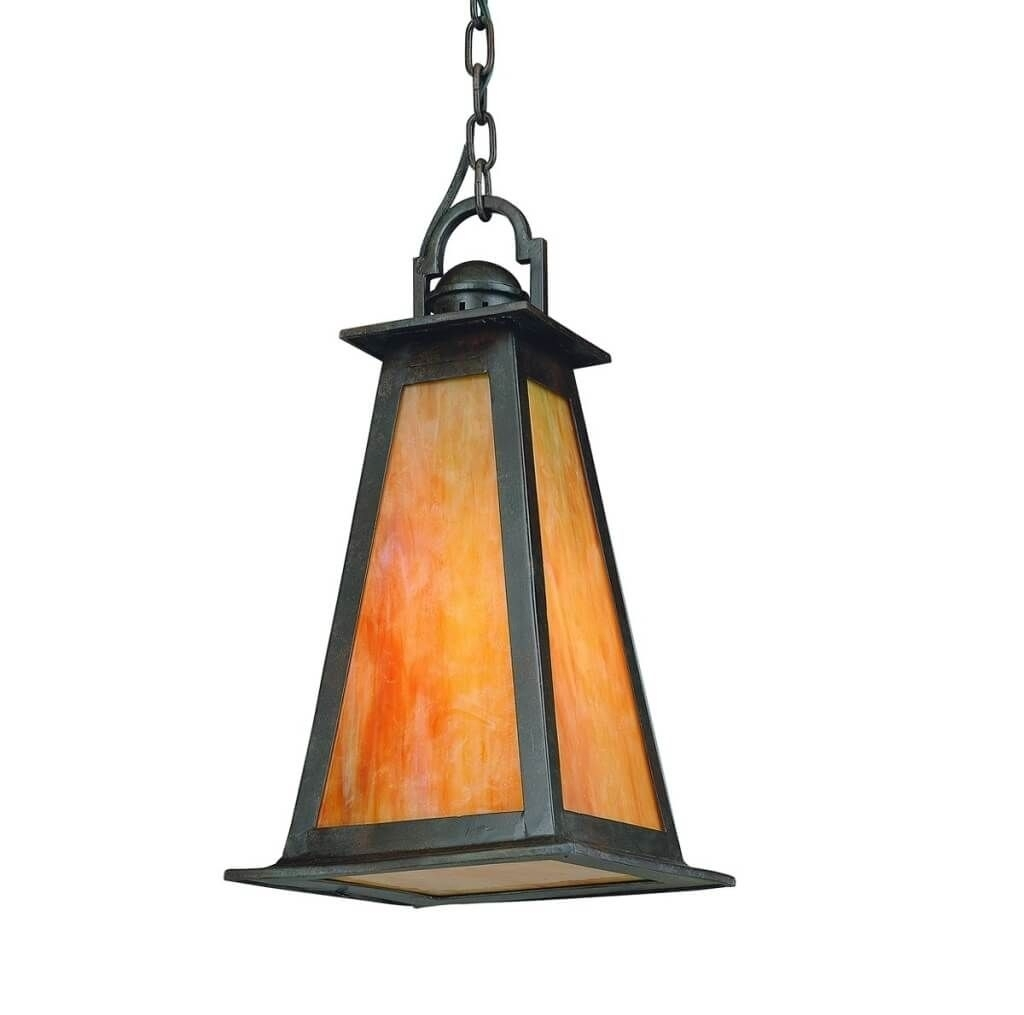 Lighting: The Importance Of Durability For Outdoor Pendant Lighting In Modern Outdoor Pendant Cylinder Lighting Fixtures (#13 of 15)