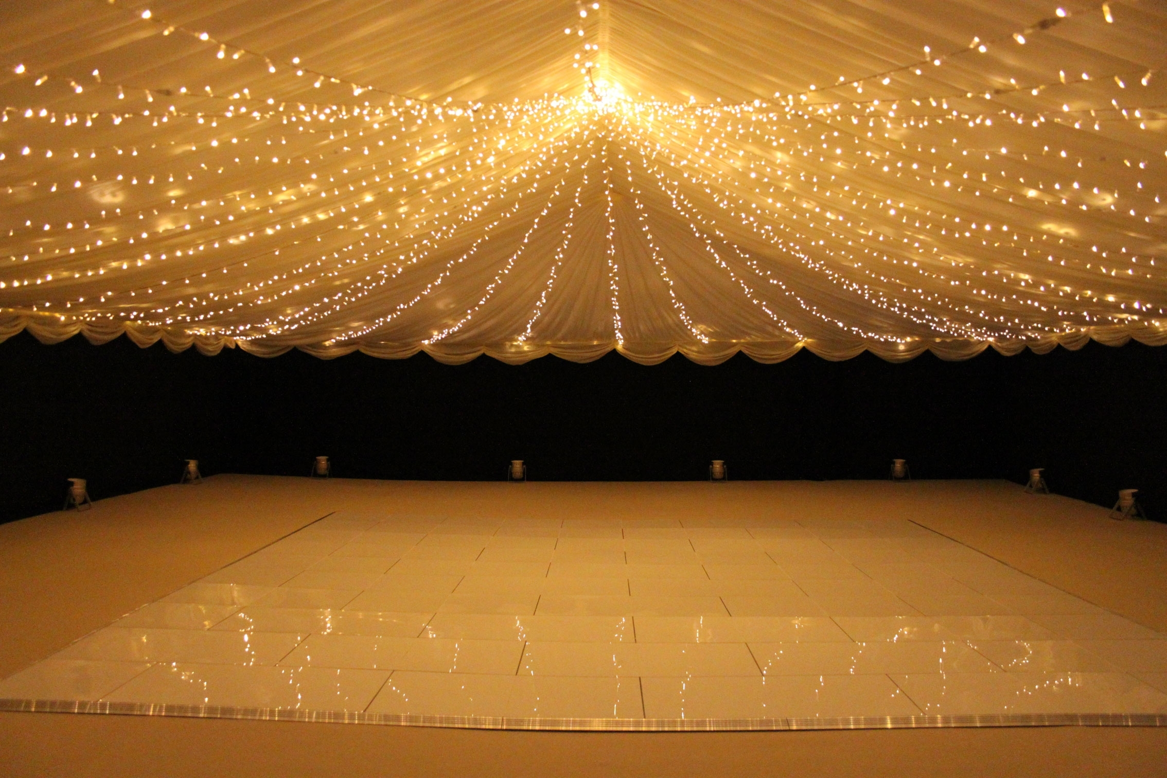 Lighting | Wedding Marquees, Garden Marquees, Corporate Marquees Throughout Outdoor Hanging Fairy Lights (#10 of 15)