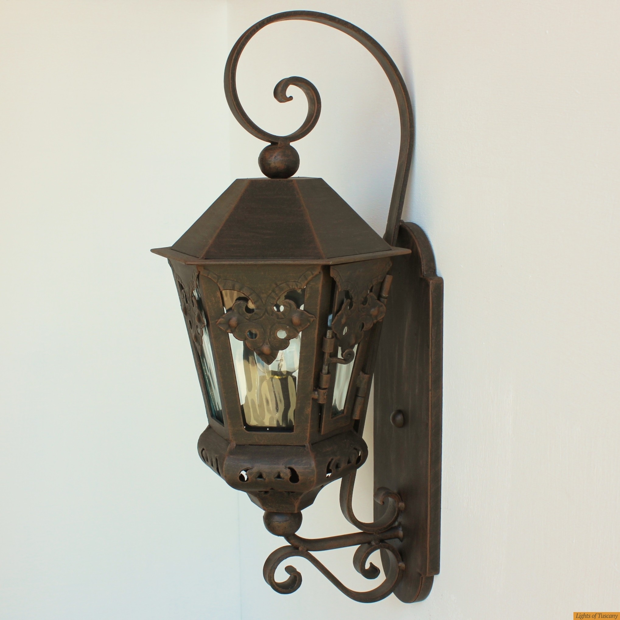 Lights Of Tuscany Authentic Spanish Colonial Outdoor Exterior Pertaining To Mexican Outdoor Hanging Lights (#9 of 15)