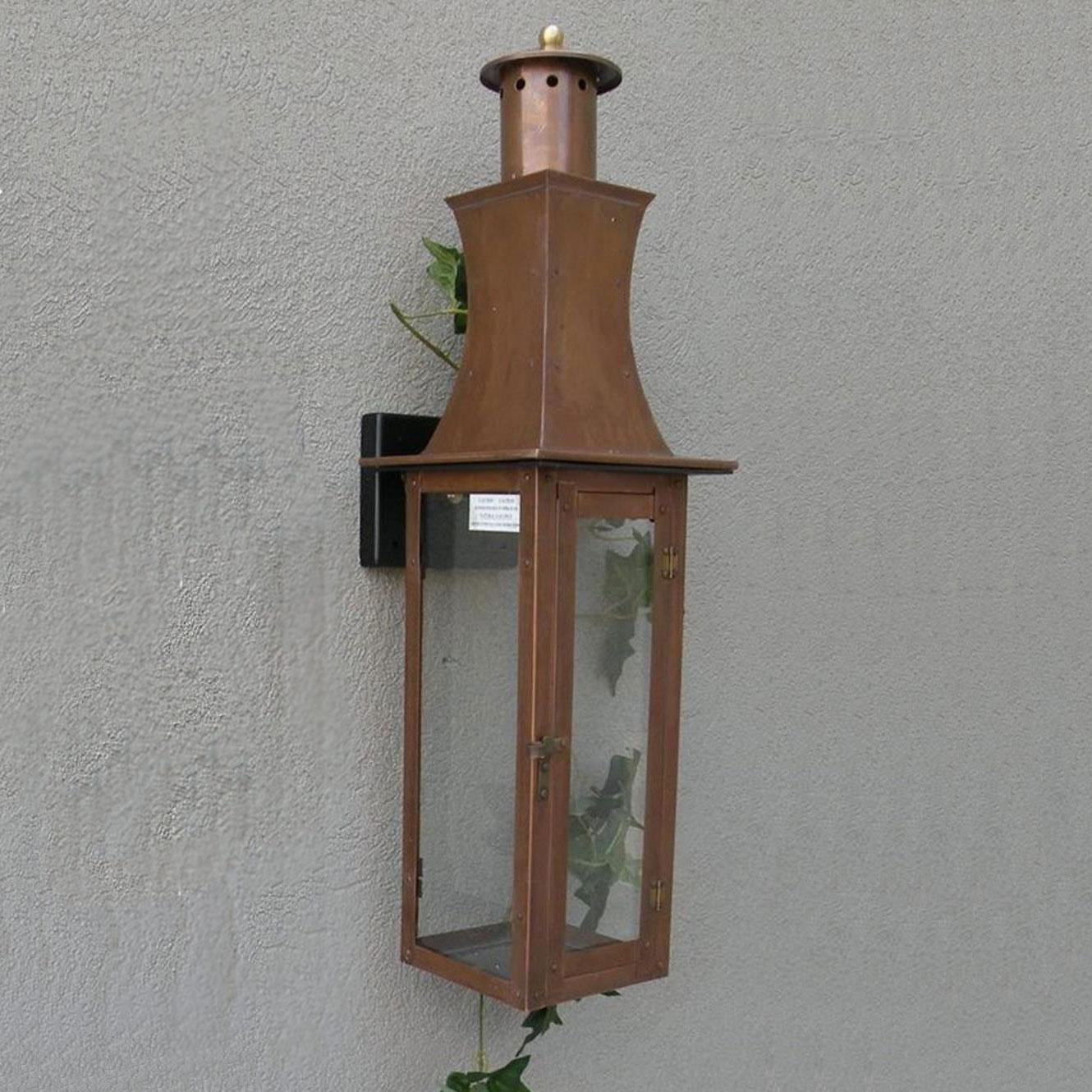 Lovely Antique Hanging On The Wall Outdoor Lighting Fixture Using Inside Japanese Outdoor Wall Lighting (#10 of 15)