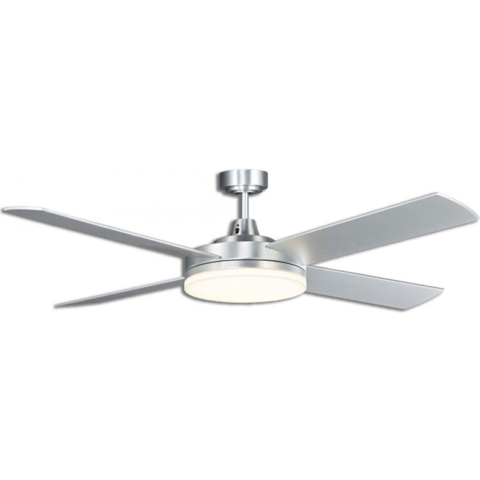 Low Profile Outdoor Ceiling Fan With Led Light | Taraba Home Review Within Outdoor Ceiling Fan Lights (#8 of 15)