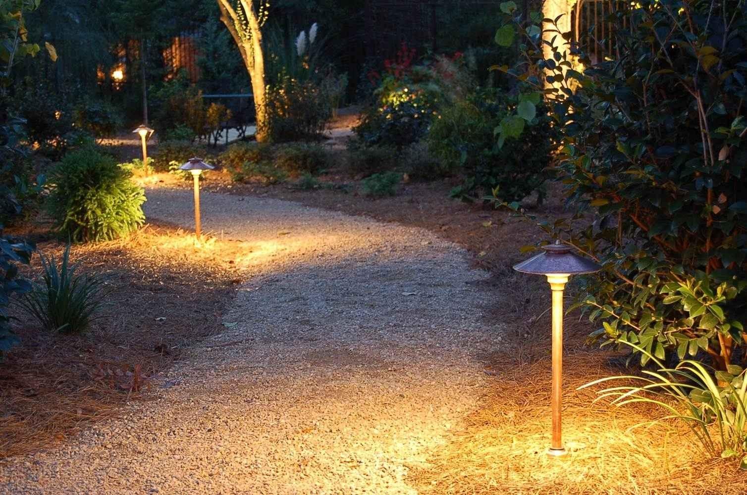Popular Photo of Low Voltage Outdoor Lighting