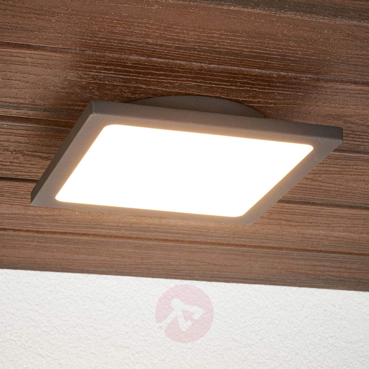 Popular Photo of Outdoor Ceiling Lights With Sensor