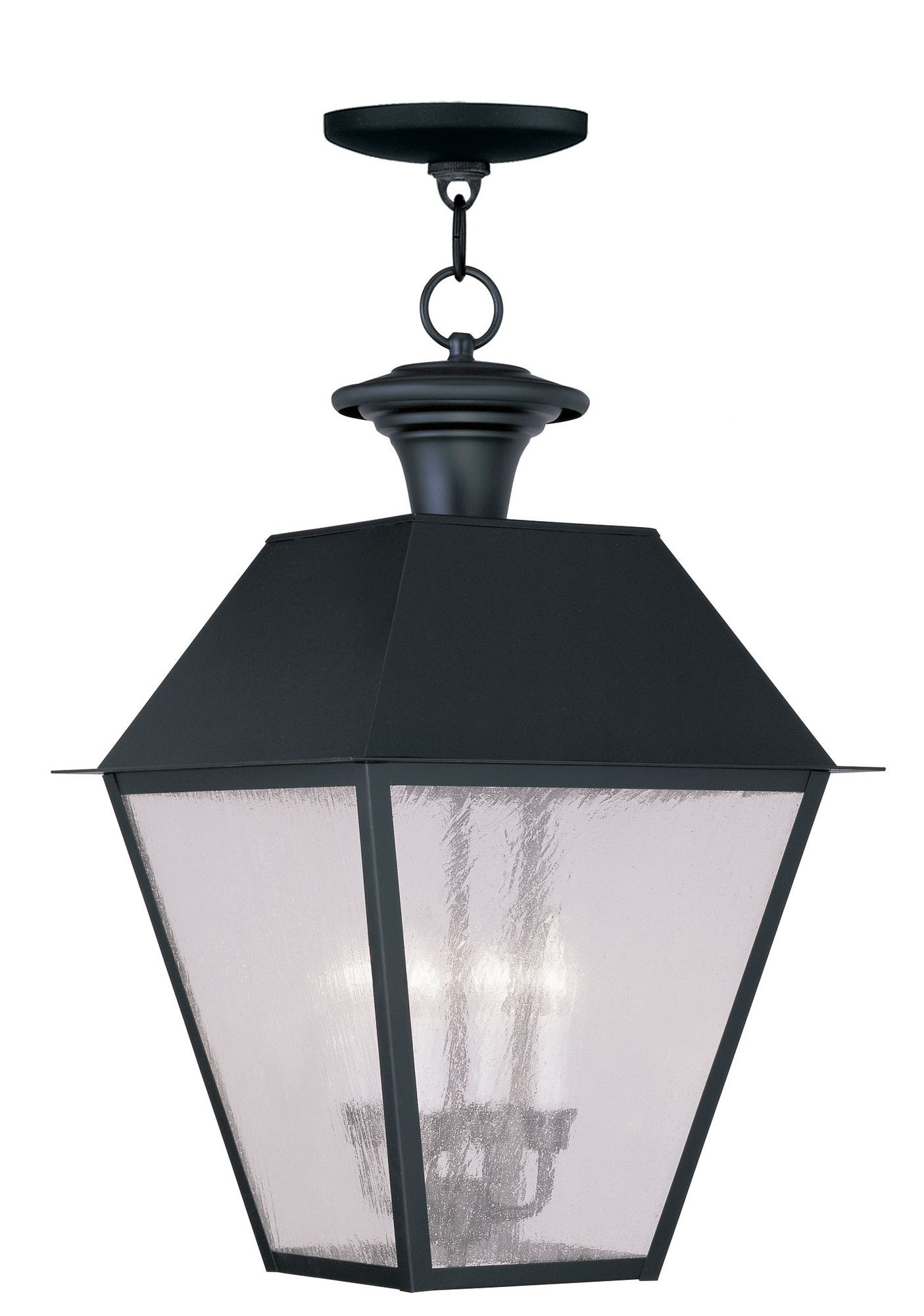 Inspiration about Mansfield 4 Light Outdoor Hanging Lantern | Wayfair | For The Home Within Wayfair Outdoor Hanging Lights (#13 of 15)