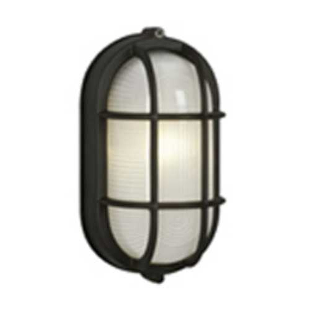 Inspiration about Marine Oval Bulkhead Outdoor Wall Light | 305014Bk | Destination For Outdoor Ceiling Bulkhead Lights (#14 of 15)
