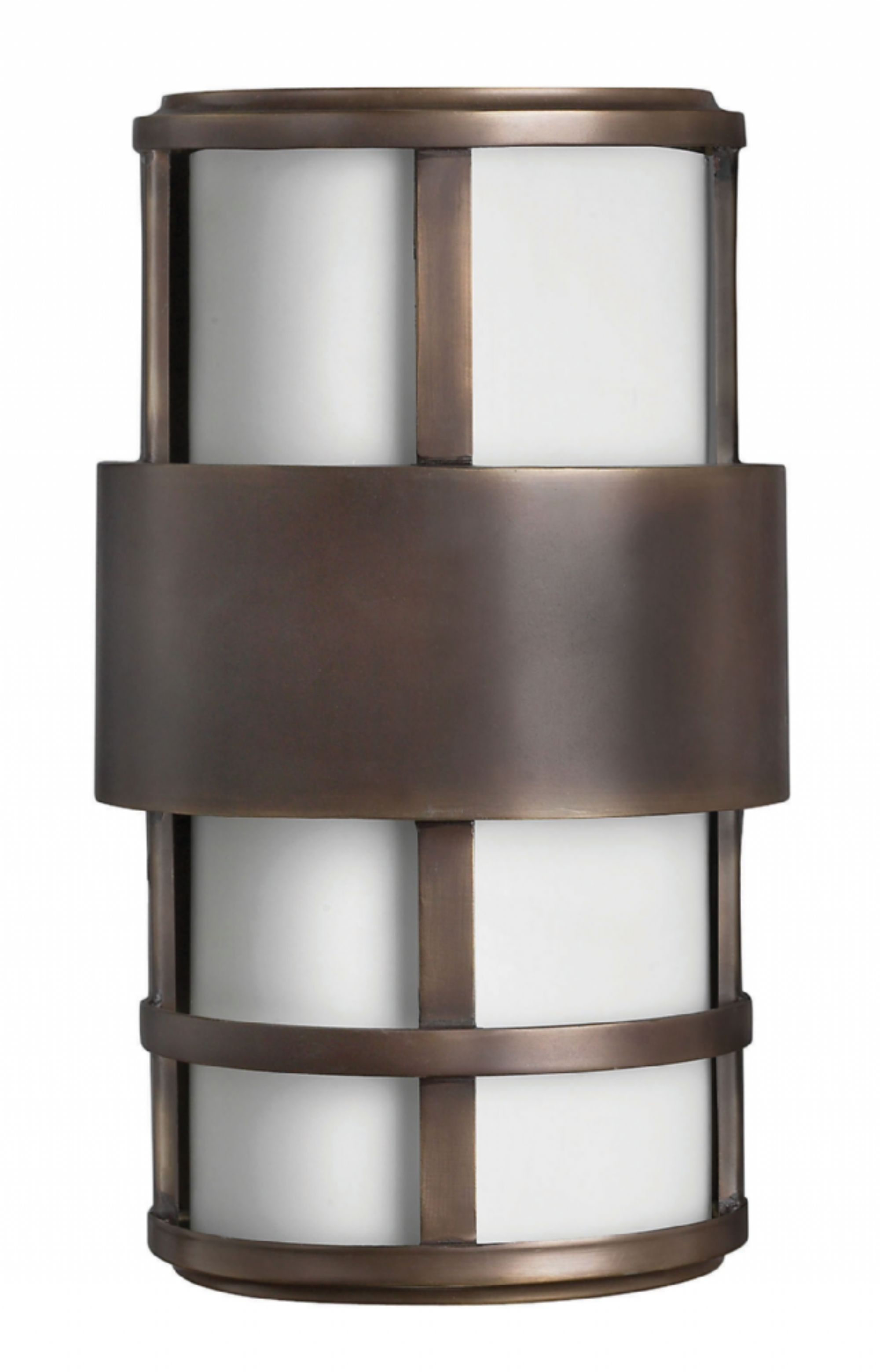 Metro Bronze Saturn > Exterior Wall Mount Regarding Large Wall Mount Hinkley Lighting (#11 of 15)