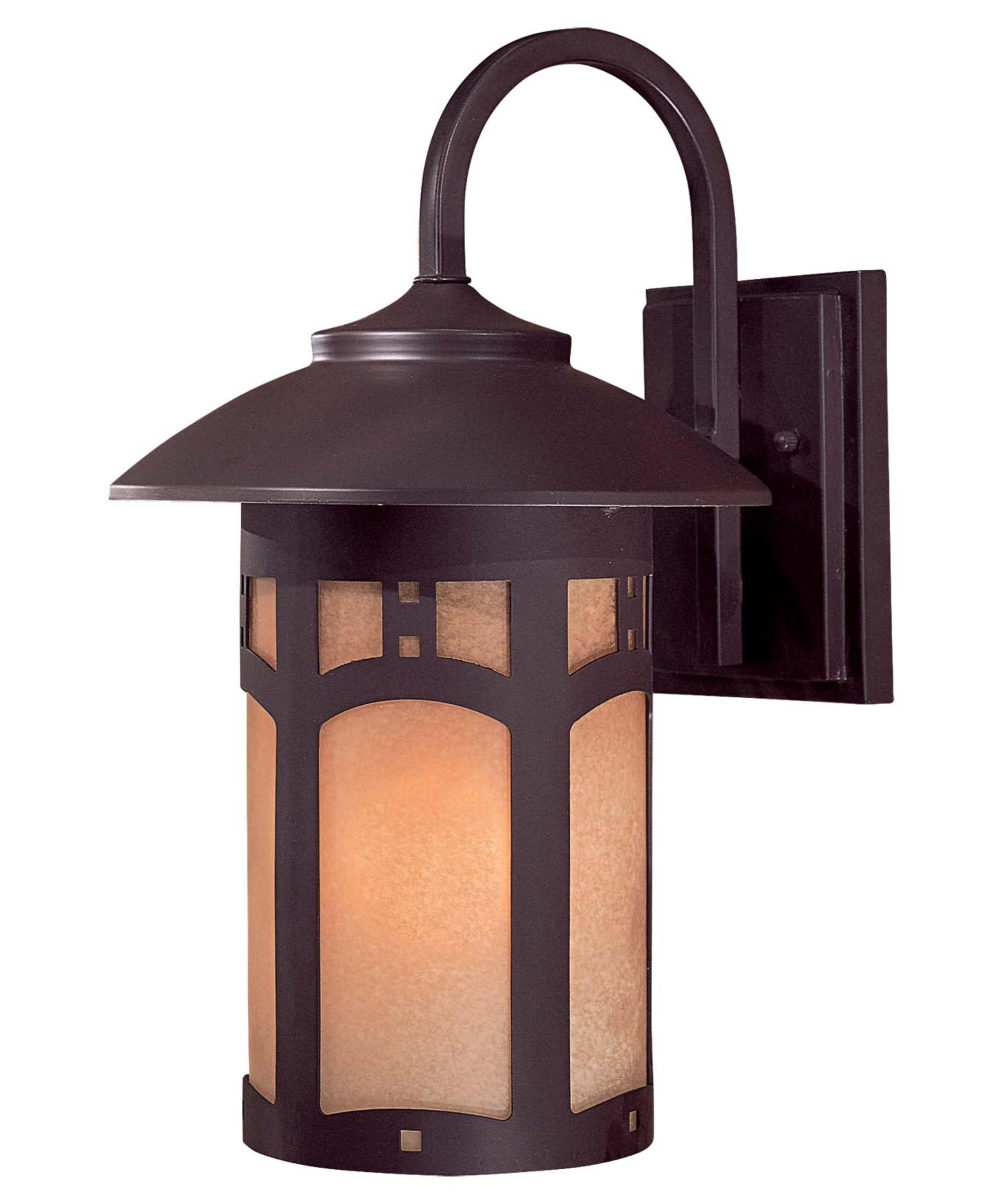 Minka Lavery 8722 Beacon Rhodes 9 Inch Wide 1 Light Outdoor Wall For Beacon Outdoor Wall Lighting (#9 of 15)