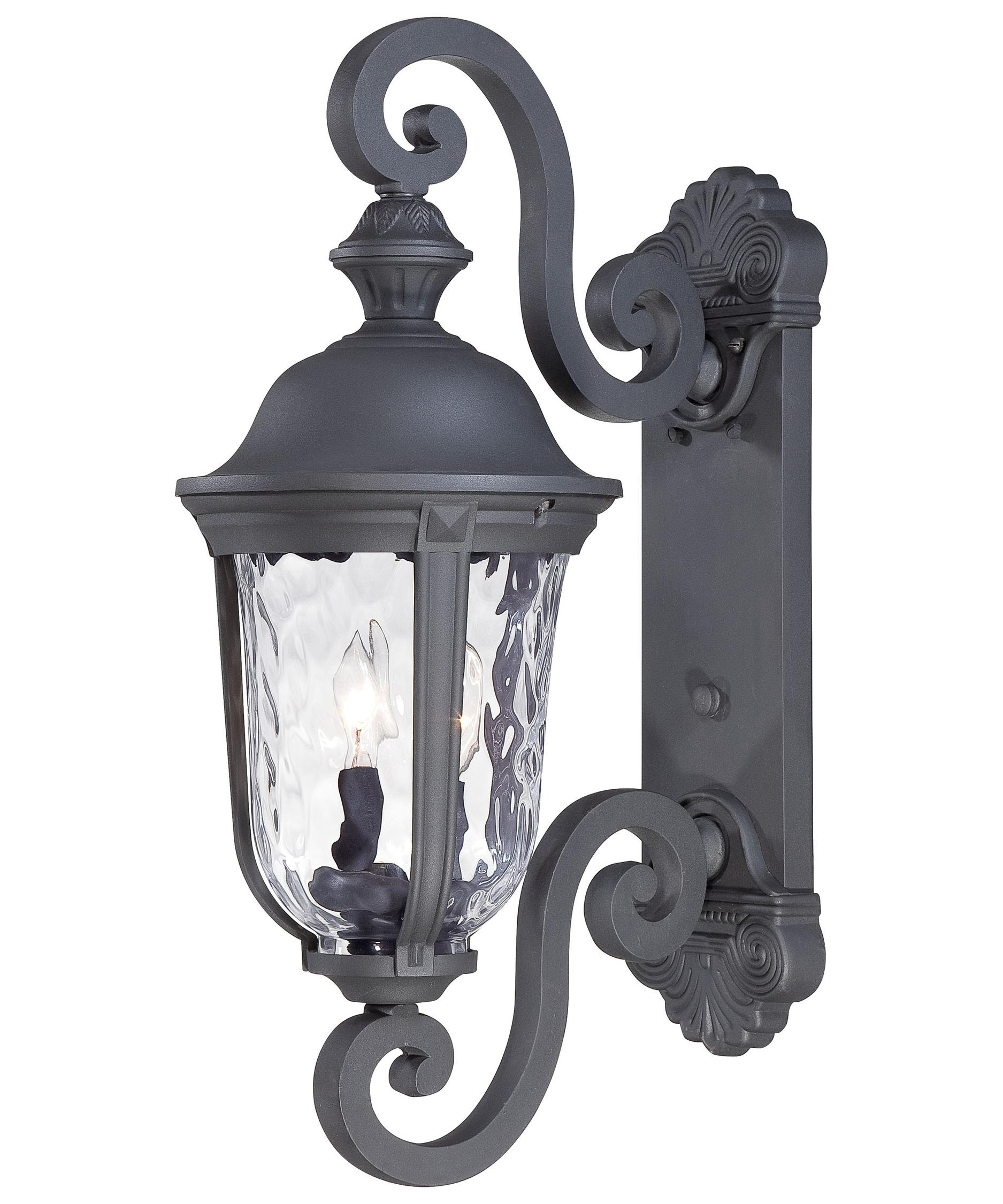 Minka Lavery 8991 Ardmore 10 Inch Wide 2 Light Outdoor Wall Light Inside Tuscan Outdoor Wall Lighting (#9 of 15)