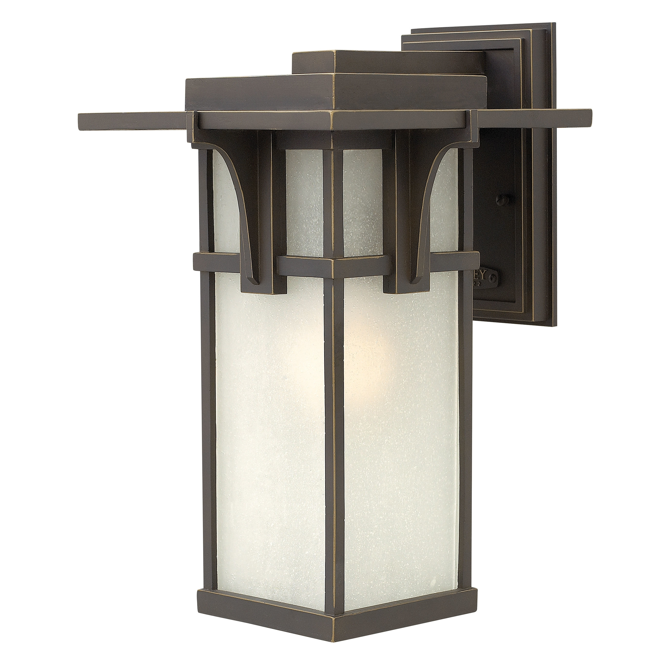 Missionshaker Outdoor Wall Lighting Wayfair Manhattan 1 Light In Wayfair Led Post Lights (#8 of 15)