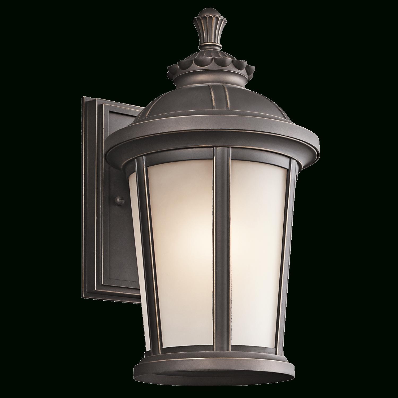 Missionshaker Outdoor Wall Lighting Wayfair Manhattan 1 Light Within Garden Porch Light Fixtures At Wayfair (#9 of 15)