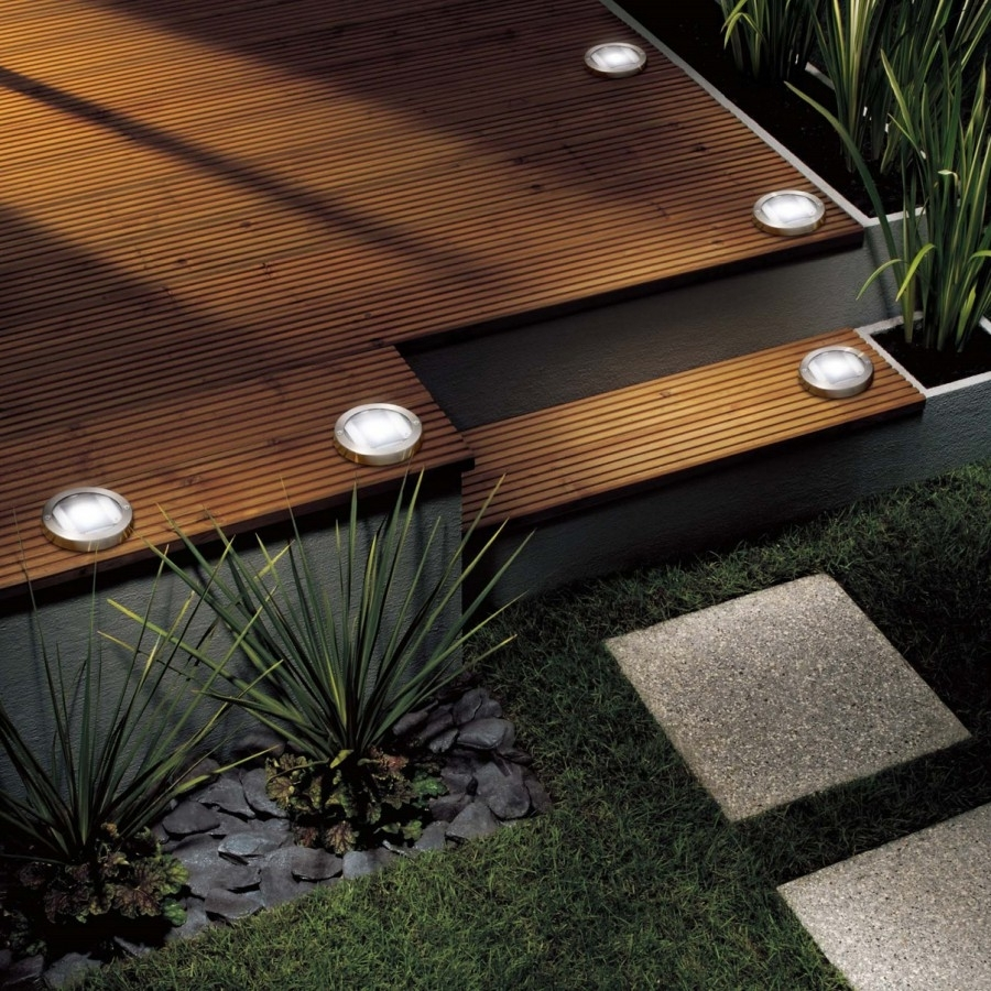Modern Decor Low Voltage Deck Lighting : Ideas Low Voltage Deck Intended For Modern Low Voltage Deck Lighting (View 13 of 15)